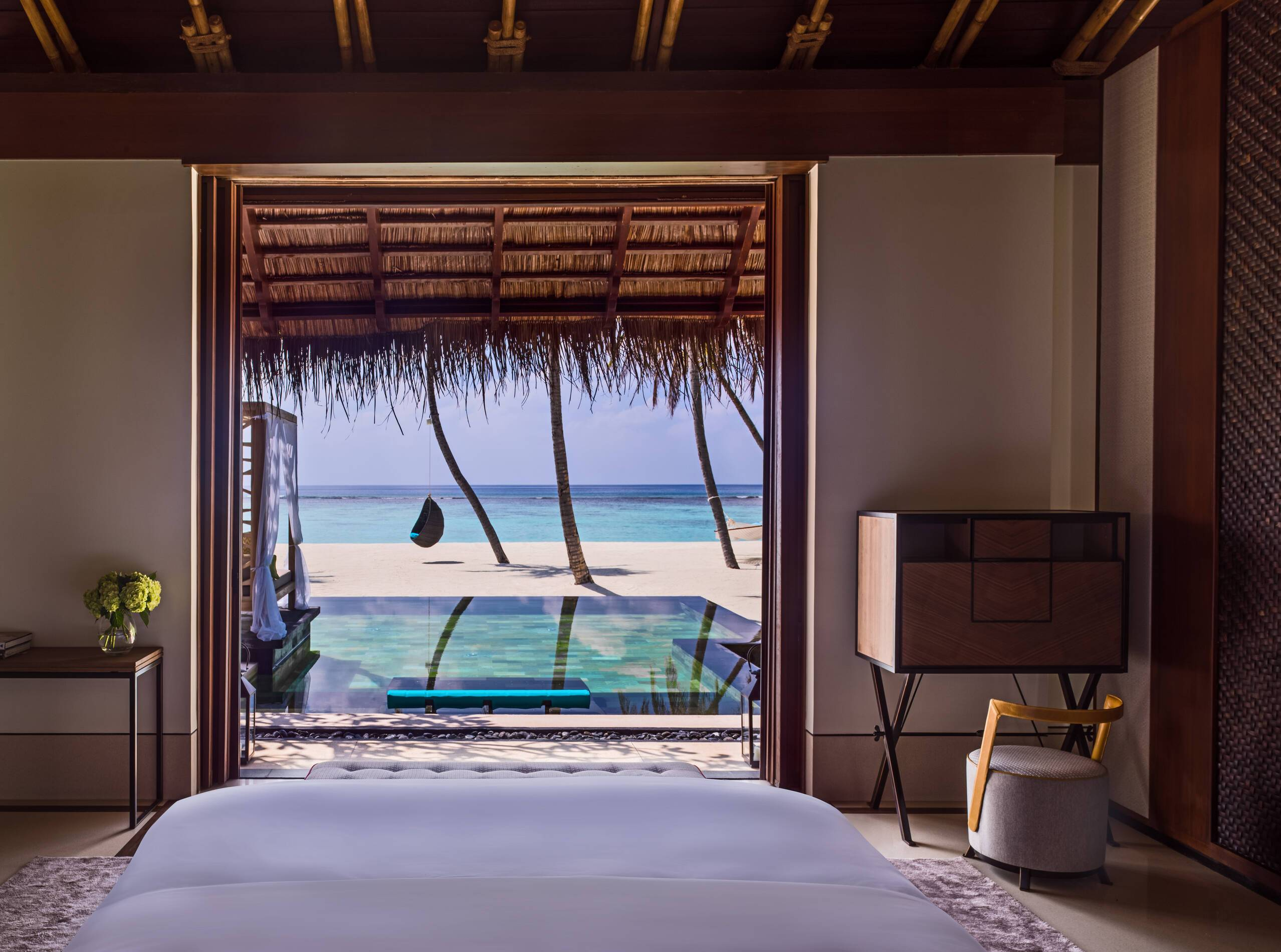 One and Only Reethi Rah Grand Sunset Residence