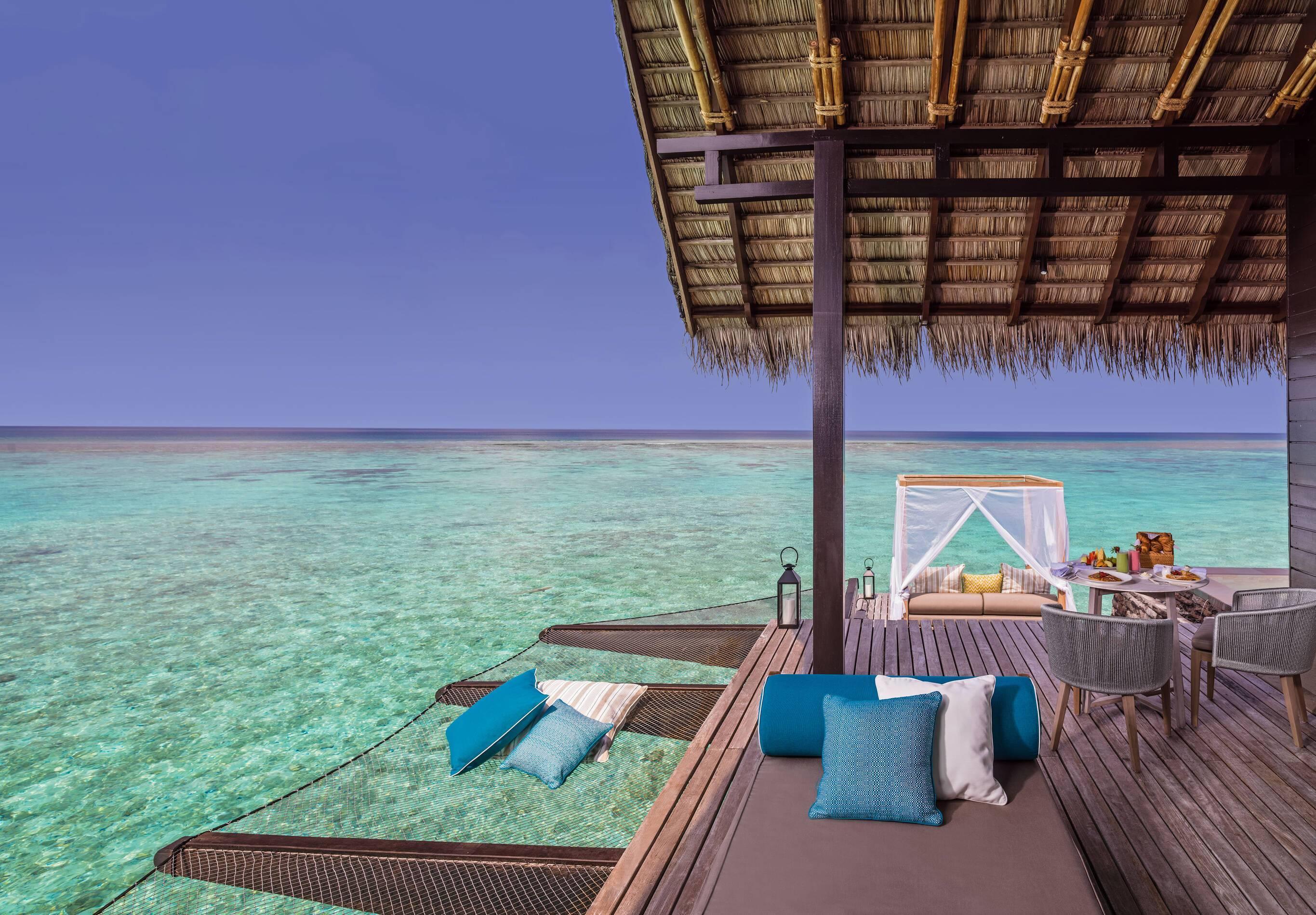 One and Only Reethi Rah Water Villa Maldives