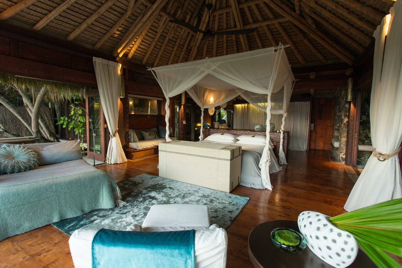 North Island Villa Presidentielle Seychelles