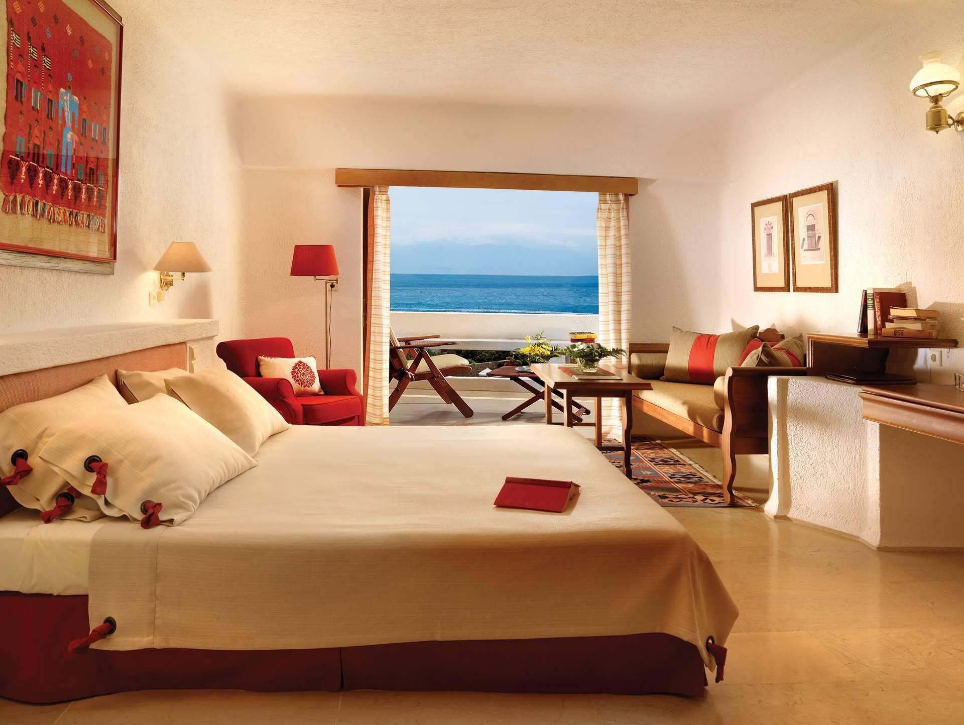 Elounda Mare Crete chambre