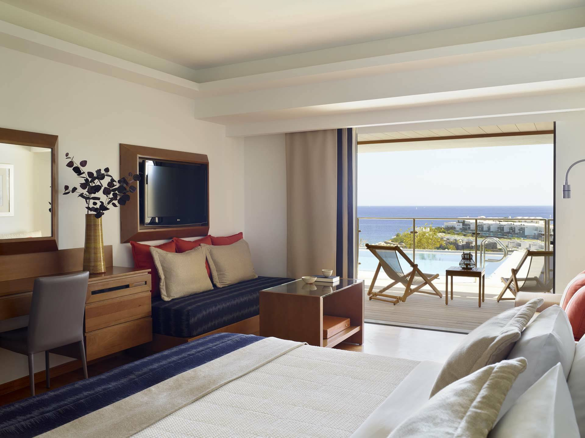 Porto Elounda Crete suite