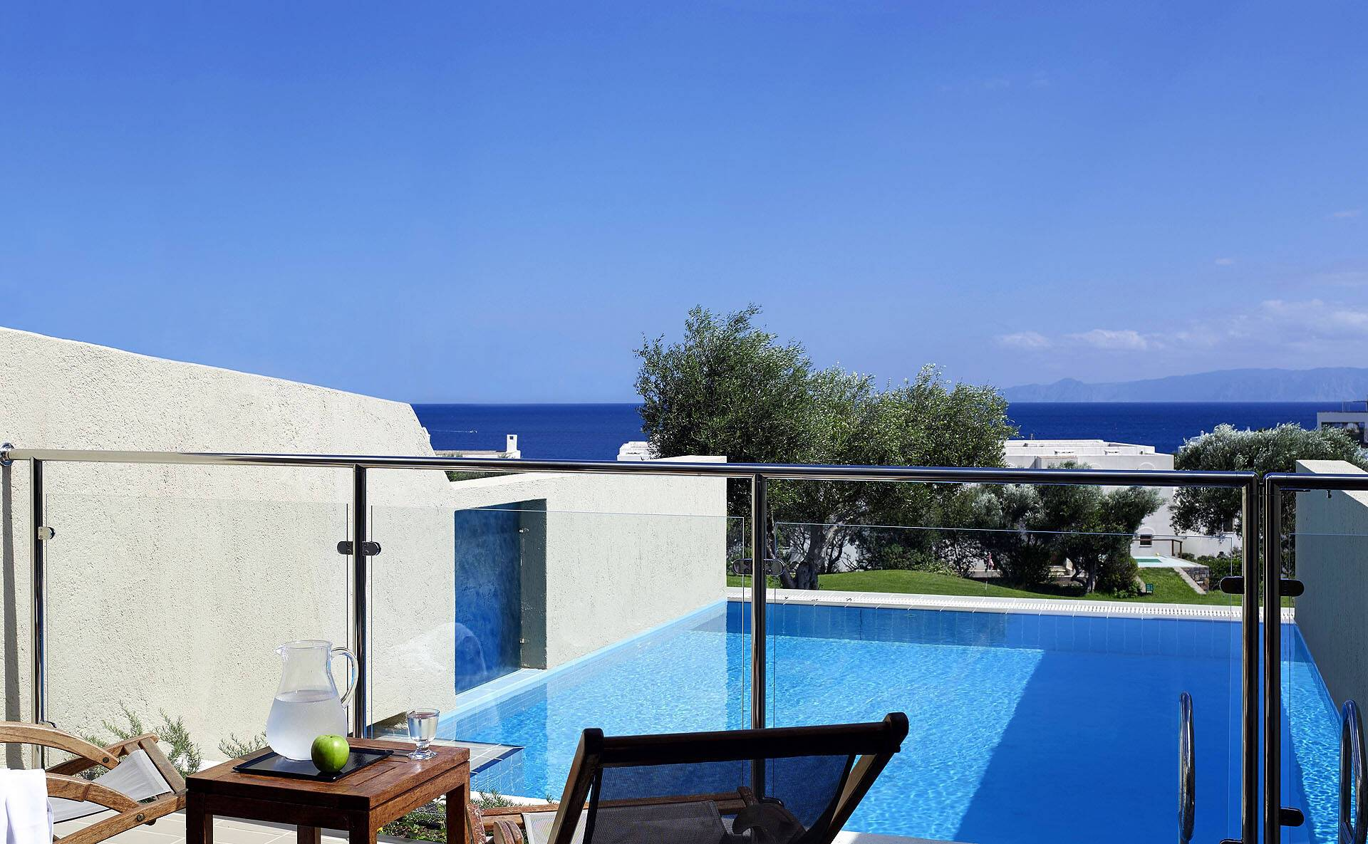Porto Elounda Sea View Suite Crete