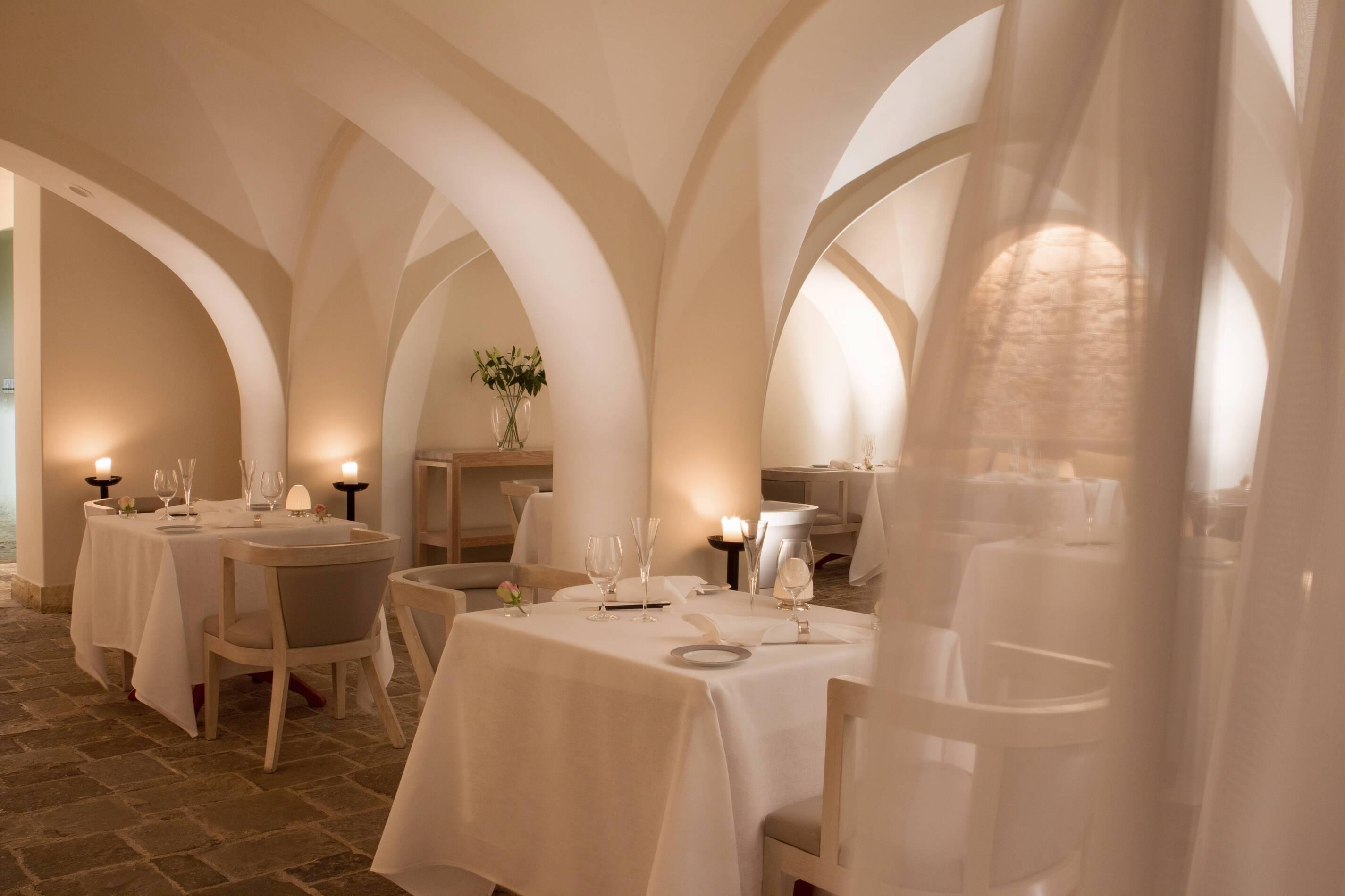 Anassa Restaurant Basiliko Chypre