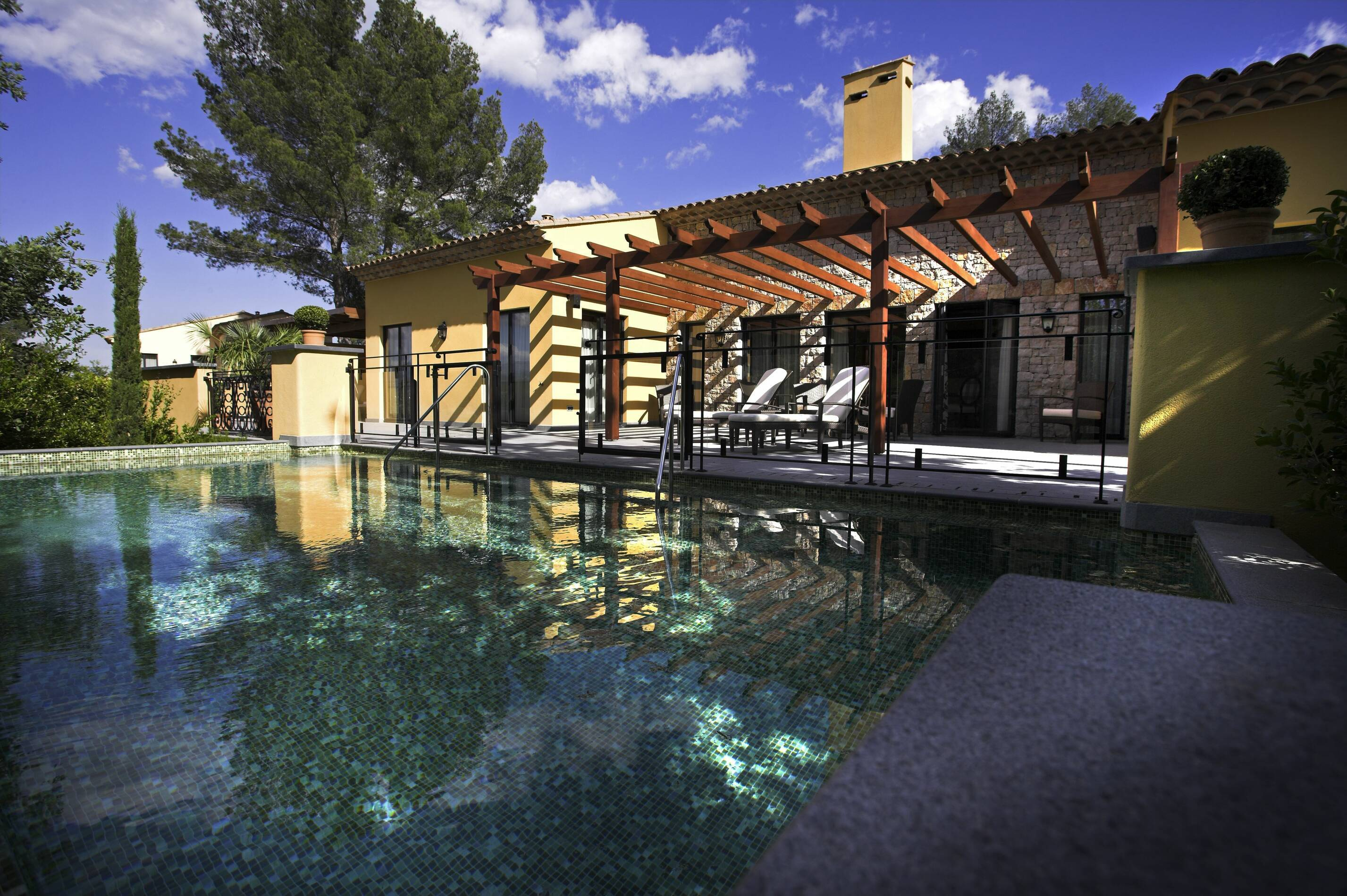 Terre Blanche Villa Exterieur Provence