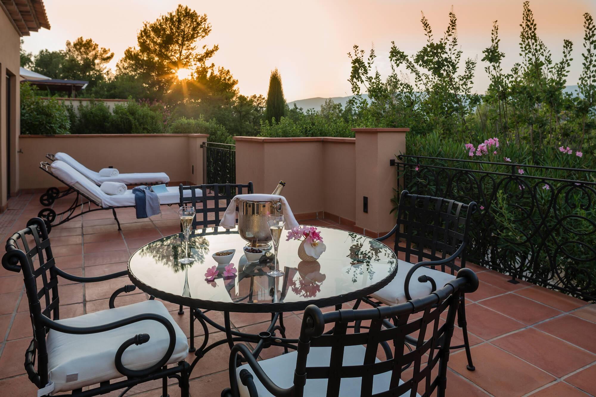 Terre Blanche Villa Terrasse Provence