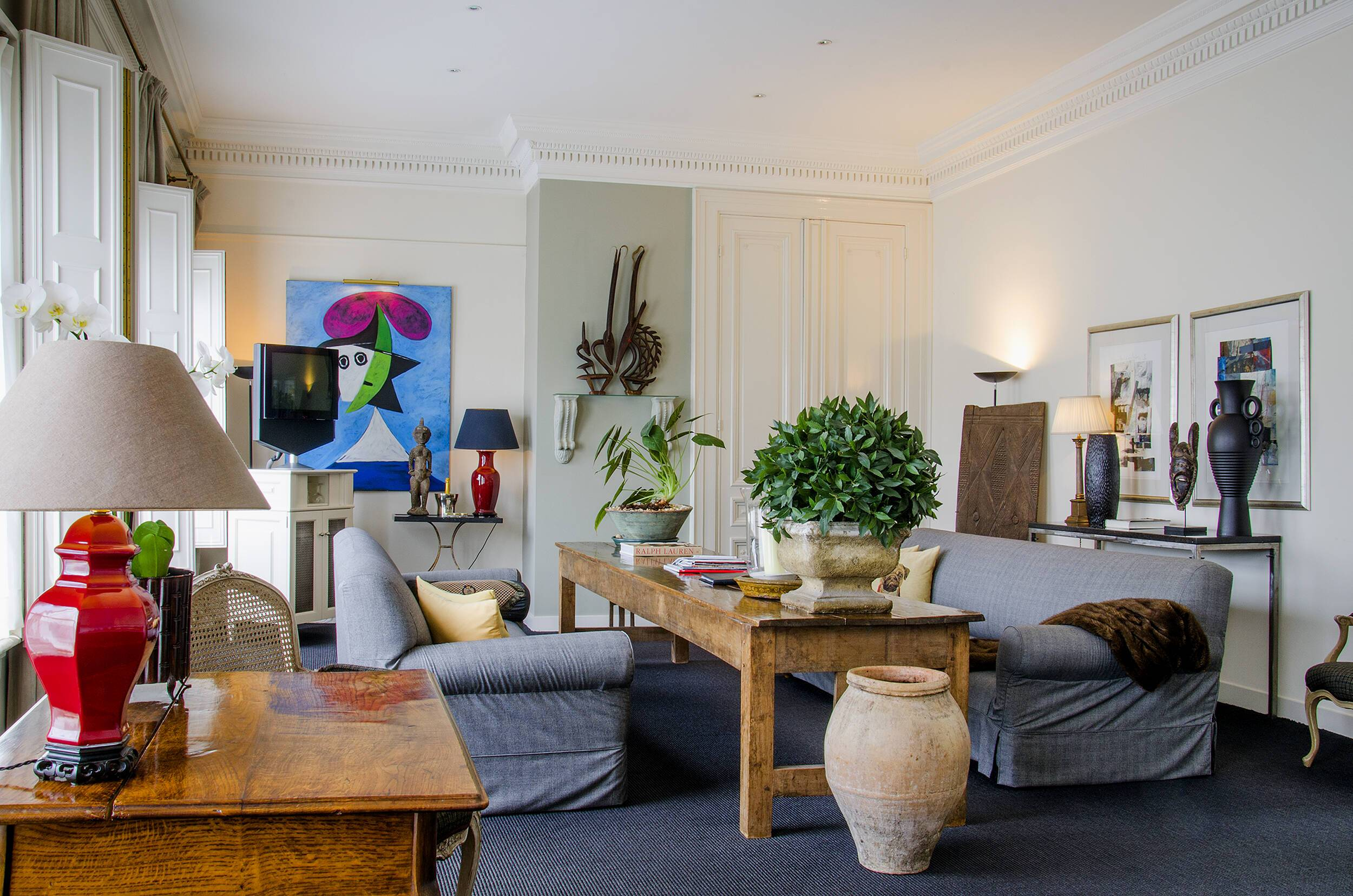 717 hotel executive suite picasso amsterdam