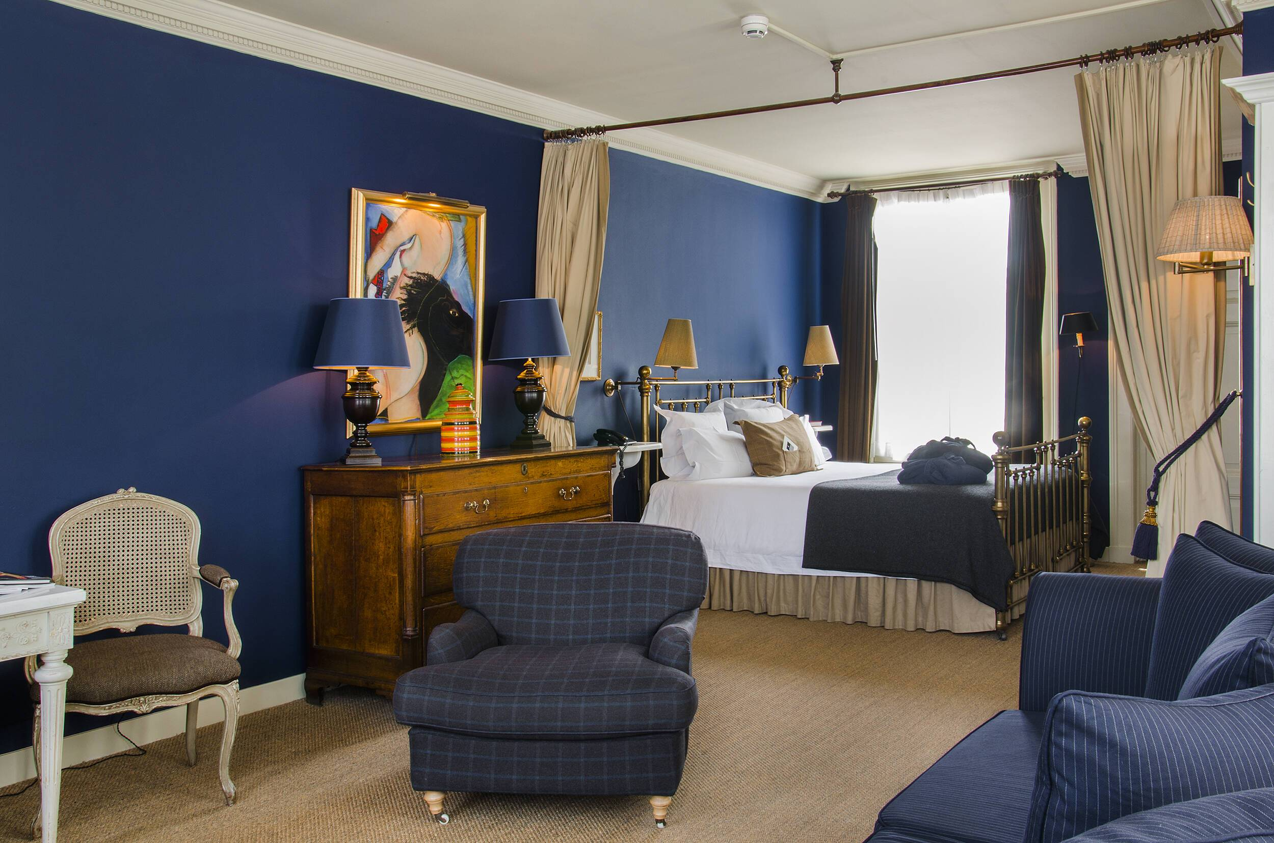 717 hotel junior suite von goethe amsterdam