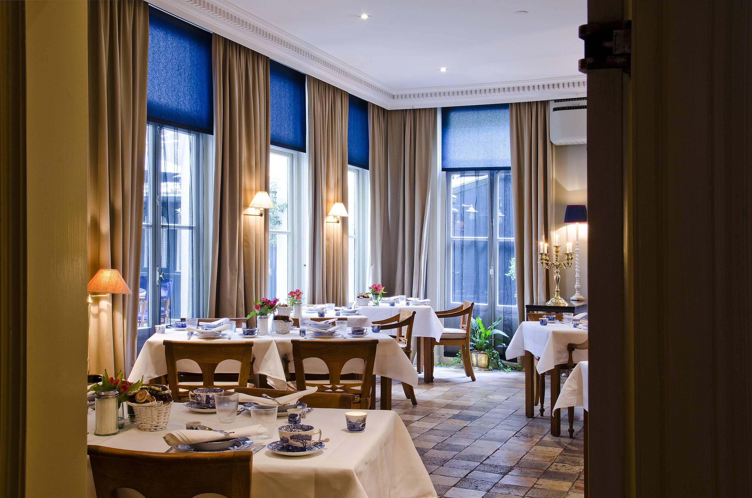 717 hotel restaurant stravinsky amsterdam