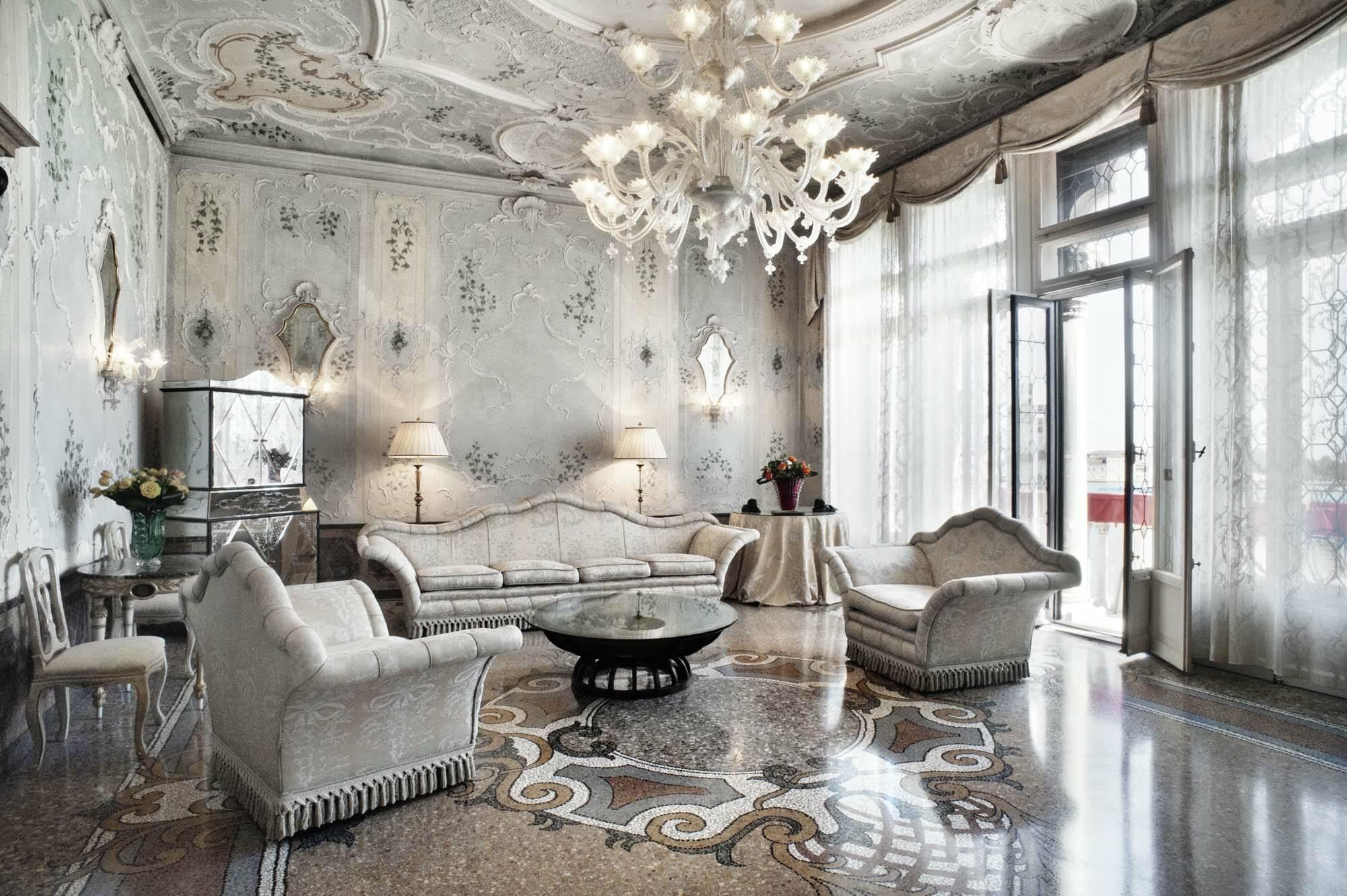 Bauer Venezia Venise Italie Royal Suite