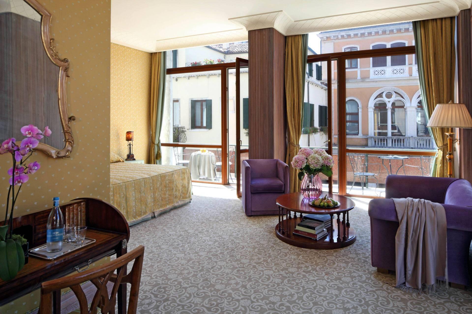 Bauer Palazzo Venise Superior Suite