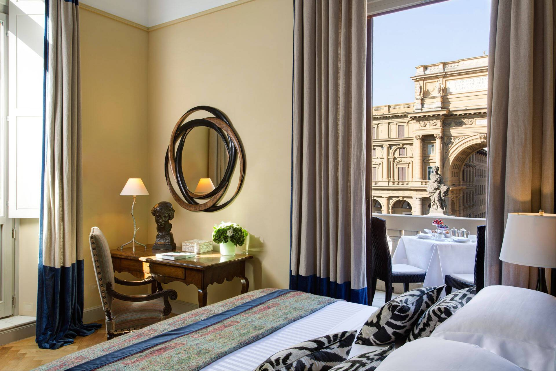 Hotel Savoy Florence Repubblica Suite