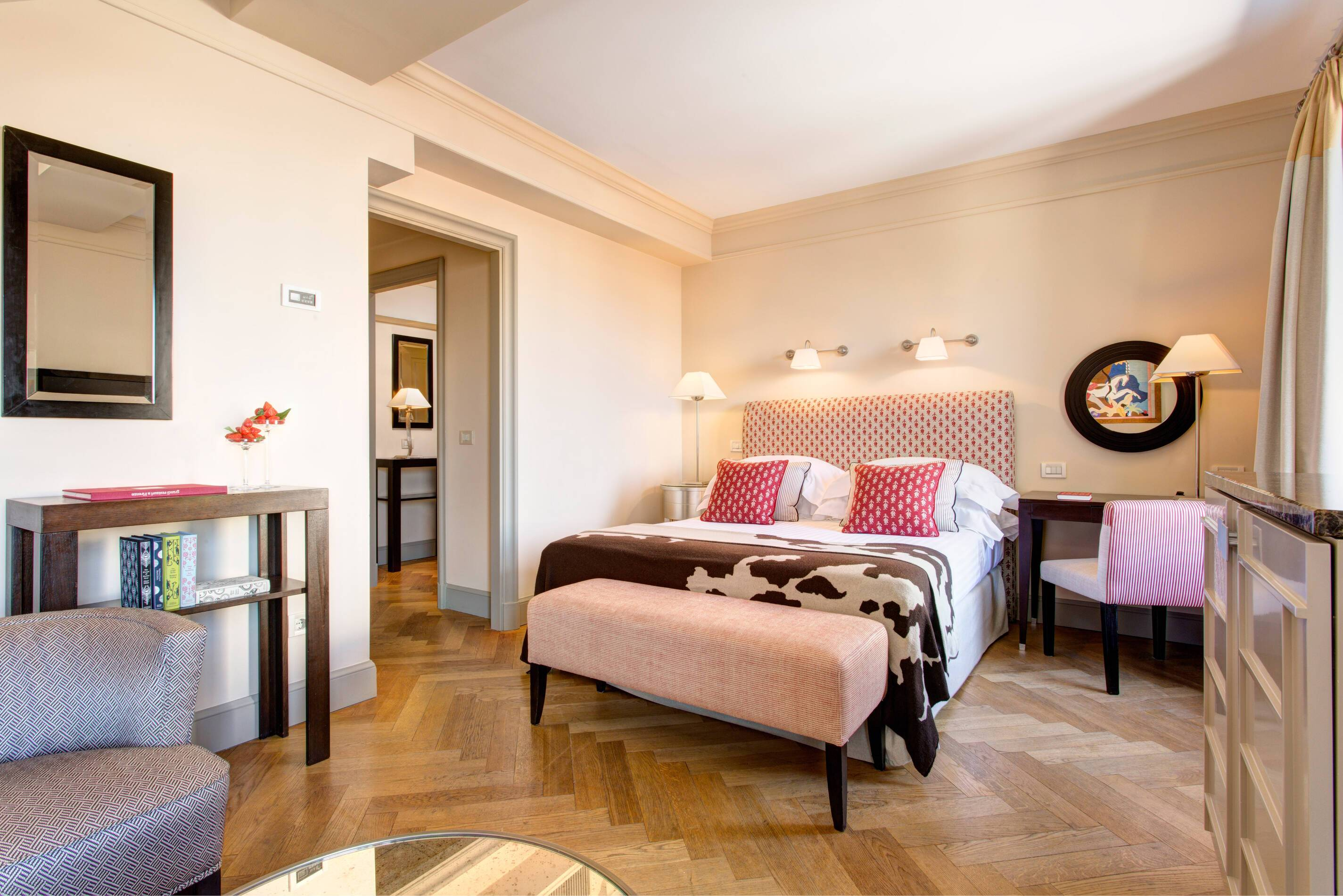 Savoy Florence Rocco Forte Deluxe Double Room