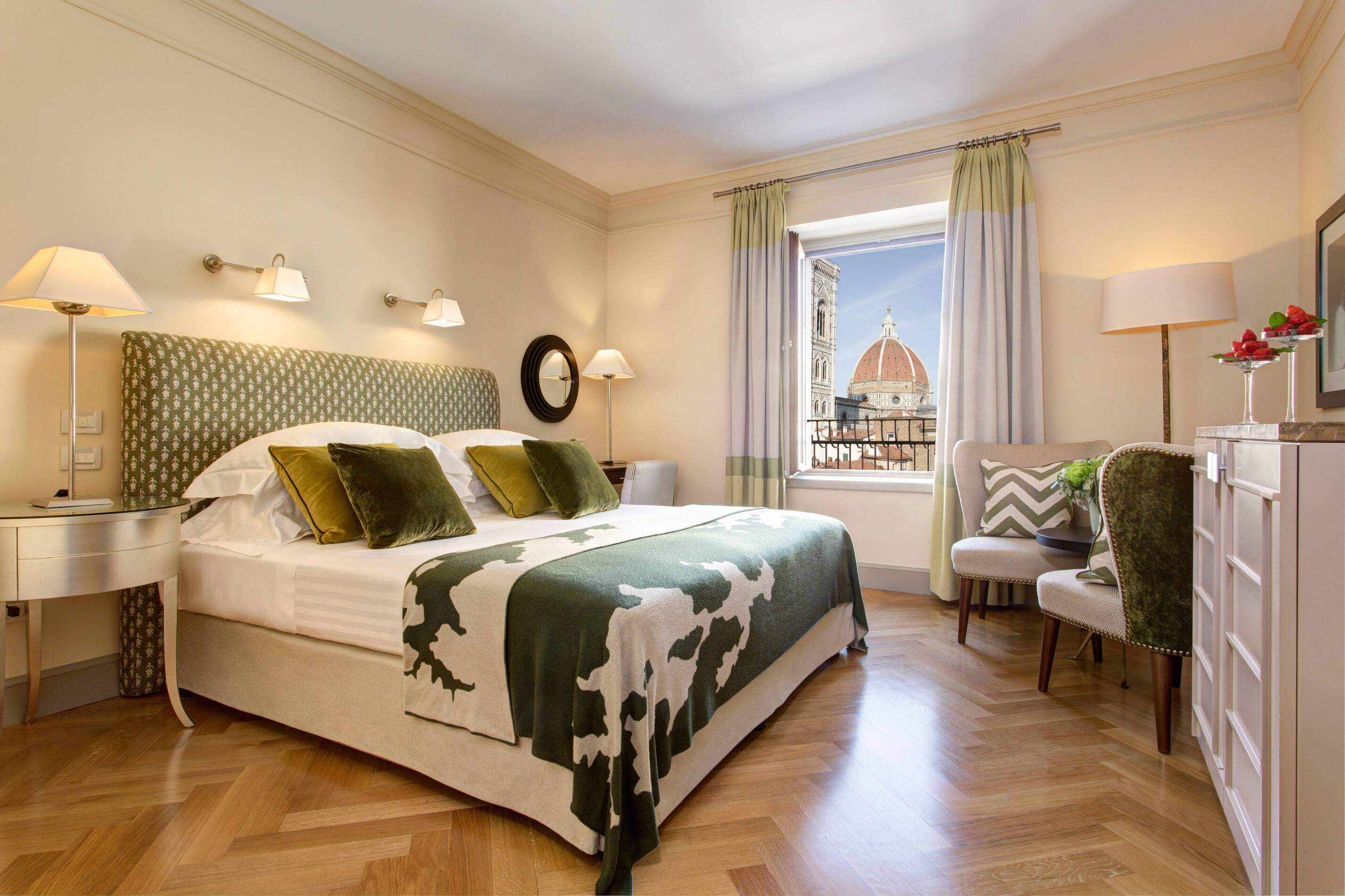 Savoy Florence Rocco Forte Duomo View Room