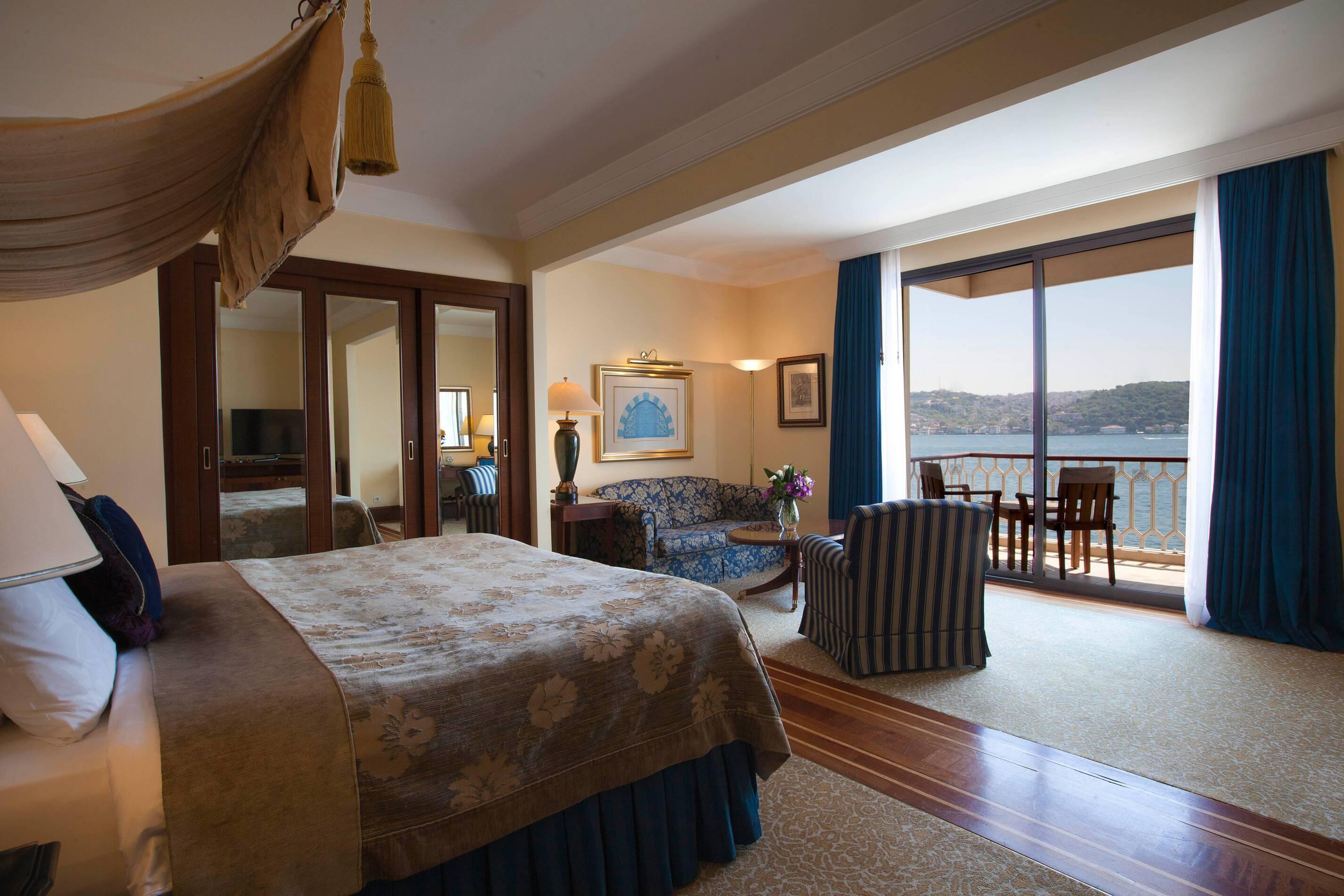 Ciragan Palace Studio Suite Turquie