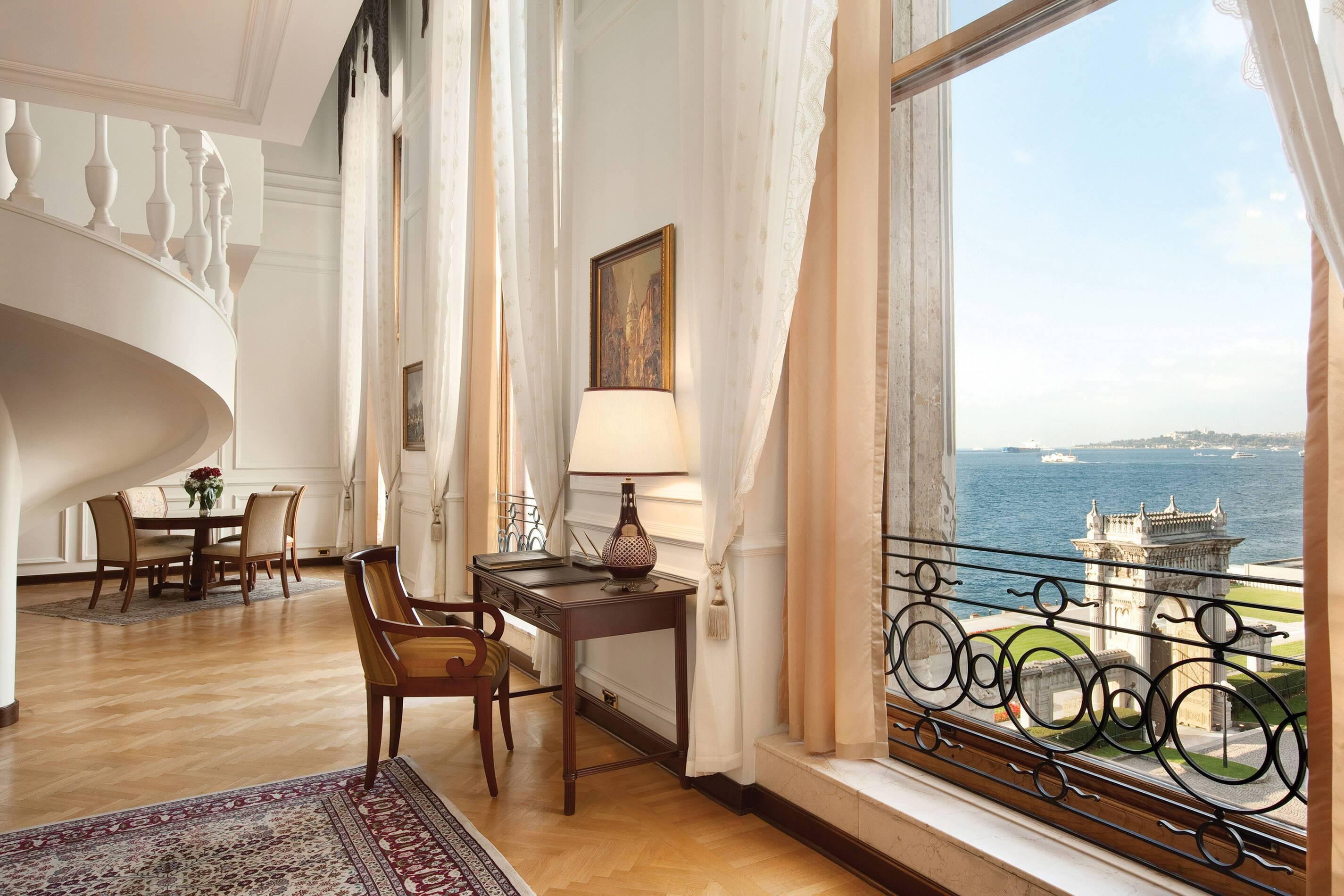 Ciragan Palace Two Bedroom Suite Turquie