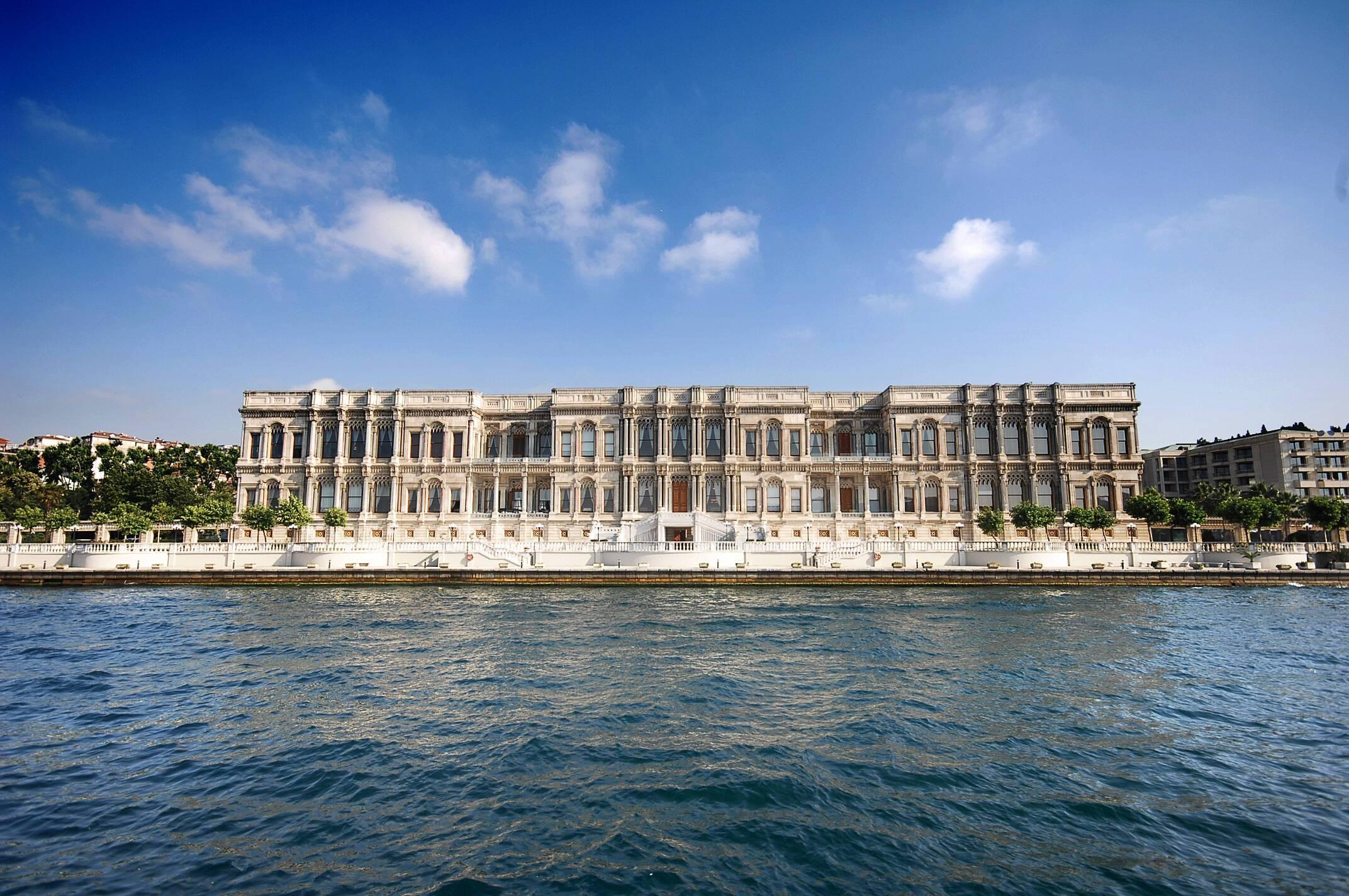 Ciragan Palace Vue Turquie