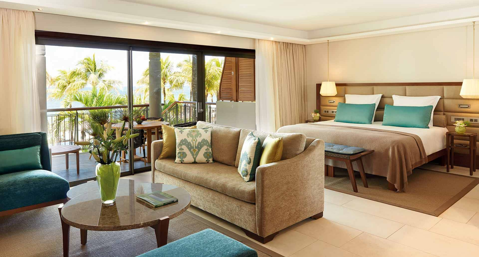 Royal Palm Tropical Suite Maurice