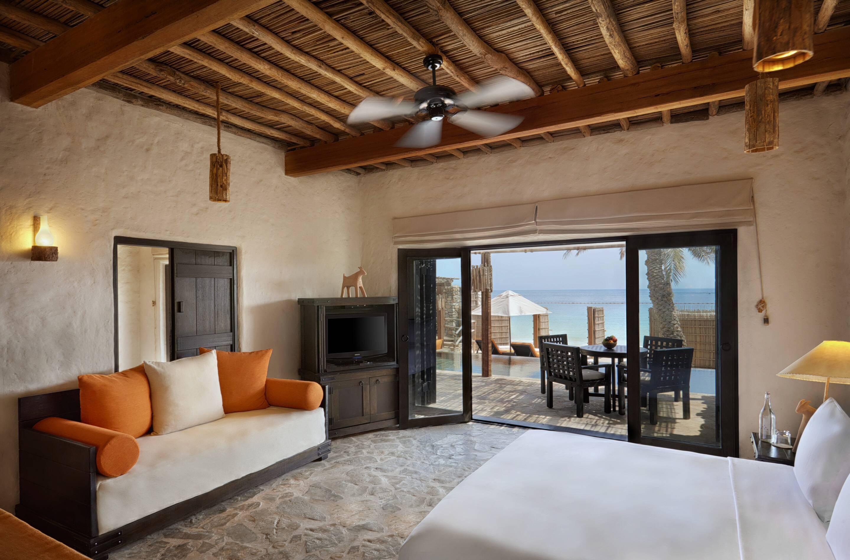 Six Senses Zighy Bay Beachfront Villa Oman