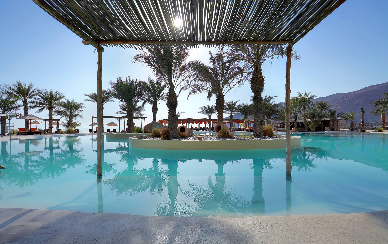Six Senses Zighy Bay Piscine Salee Oman