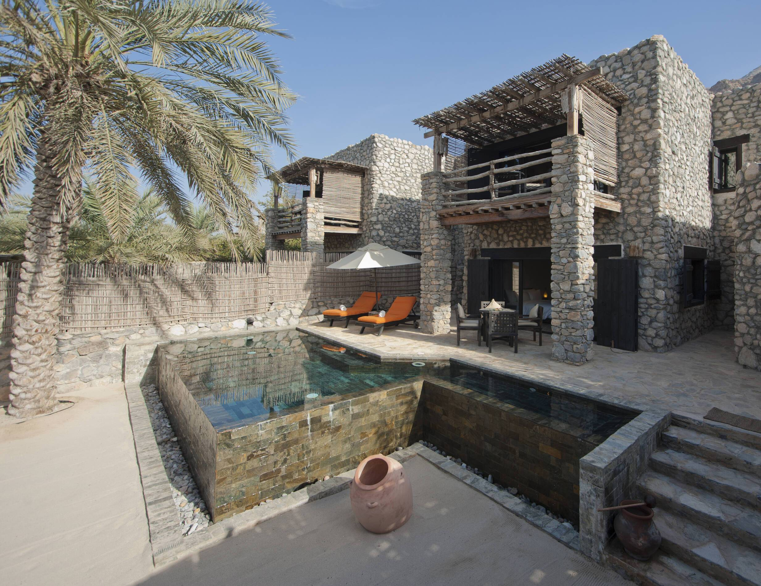 Six Senses Zighy Bay Villa Zighy Pool Oman