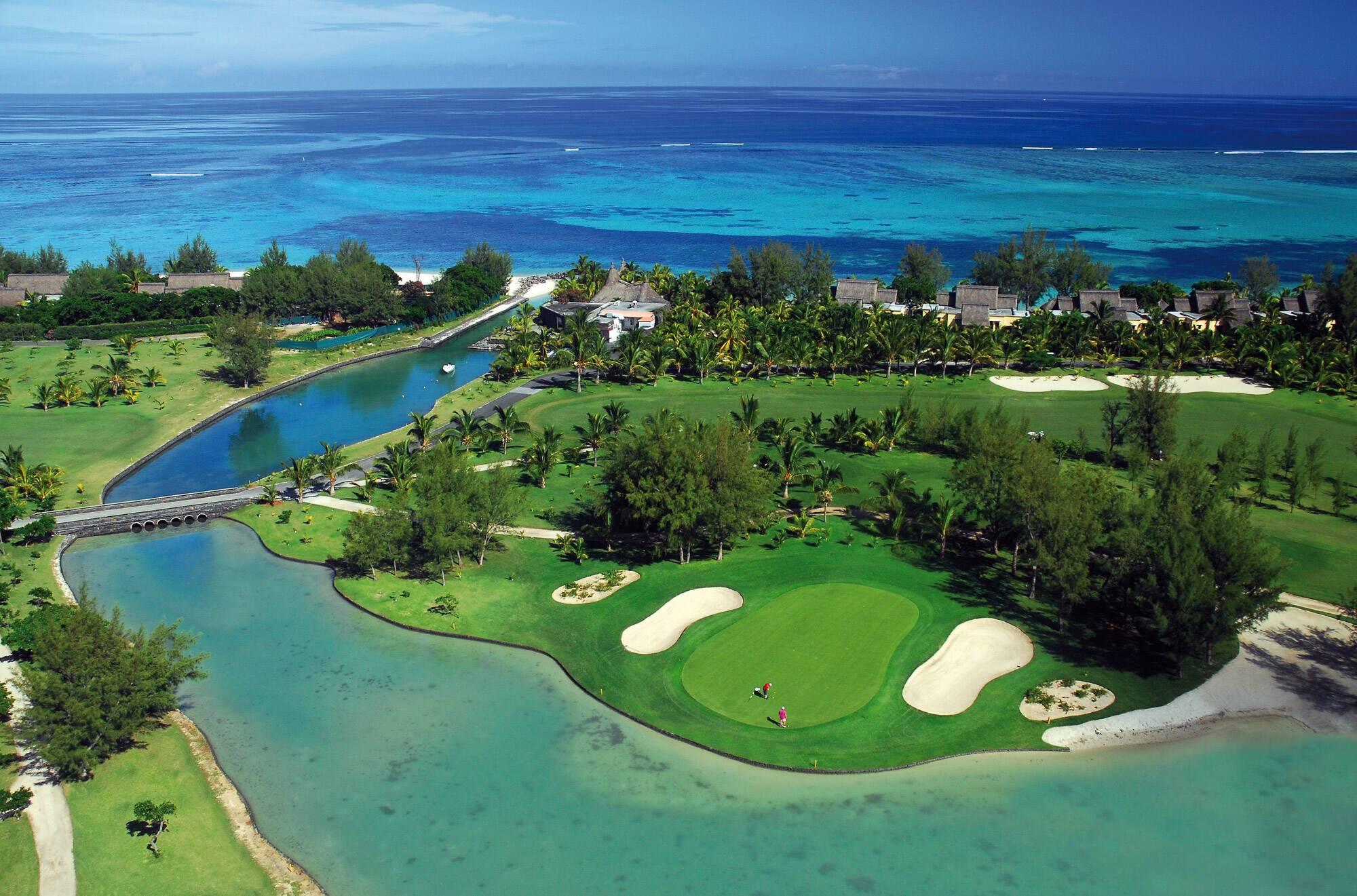 Paradis Beachcomber Golf Maurice