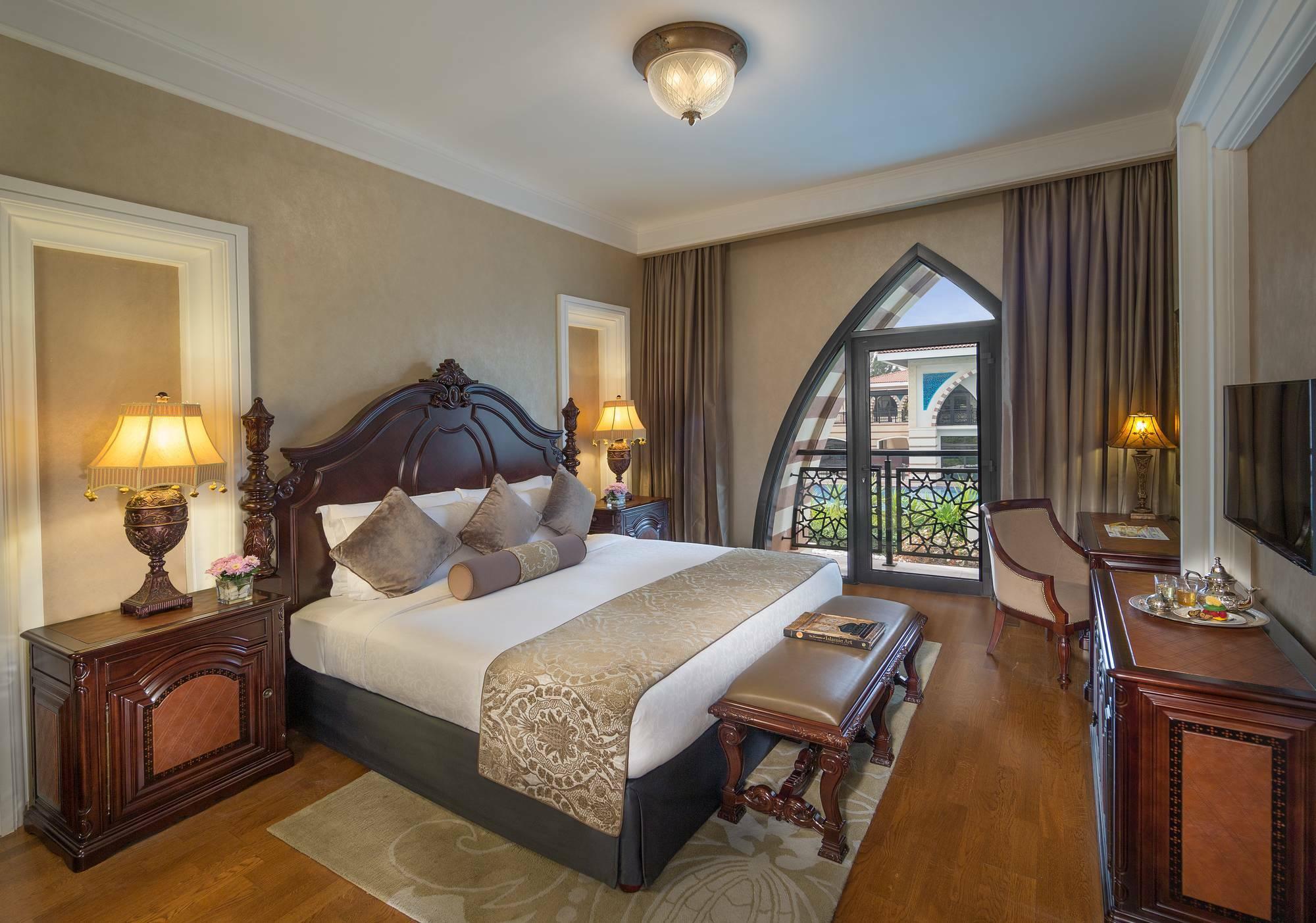 Jumeirah Zabeel Saray Lagoon Villa Chambre Dubai