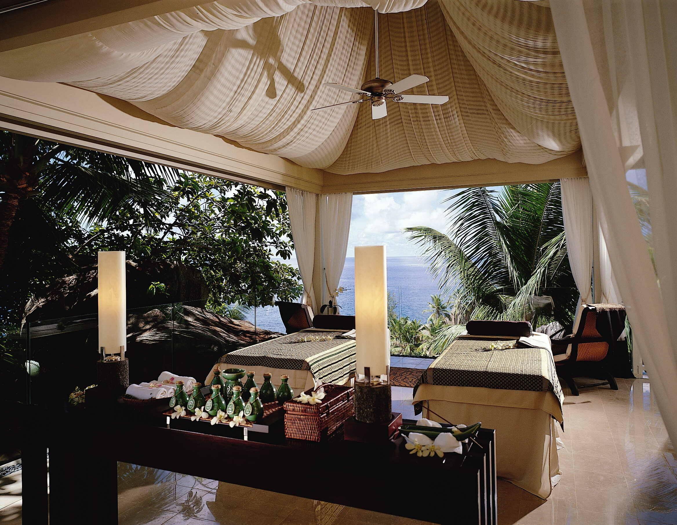 Banyan Tree Spa Seychelles