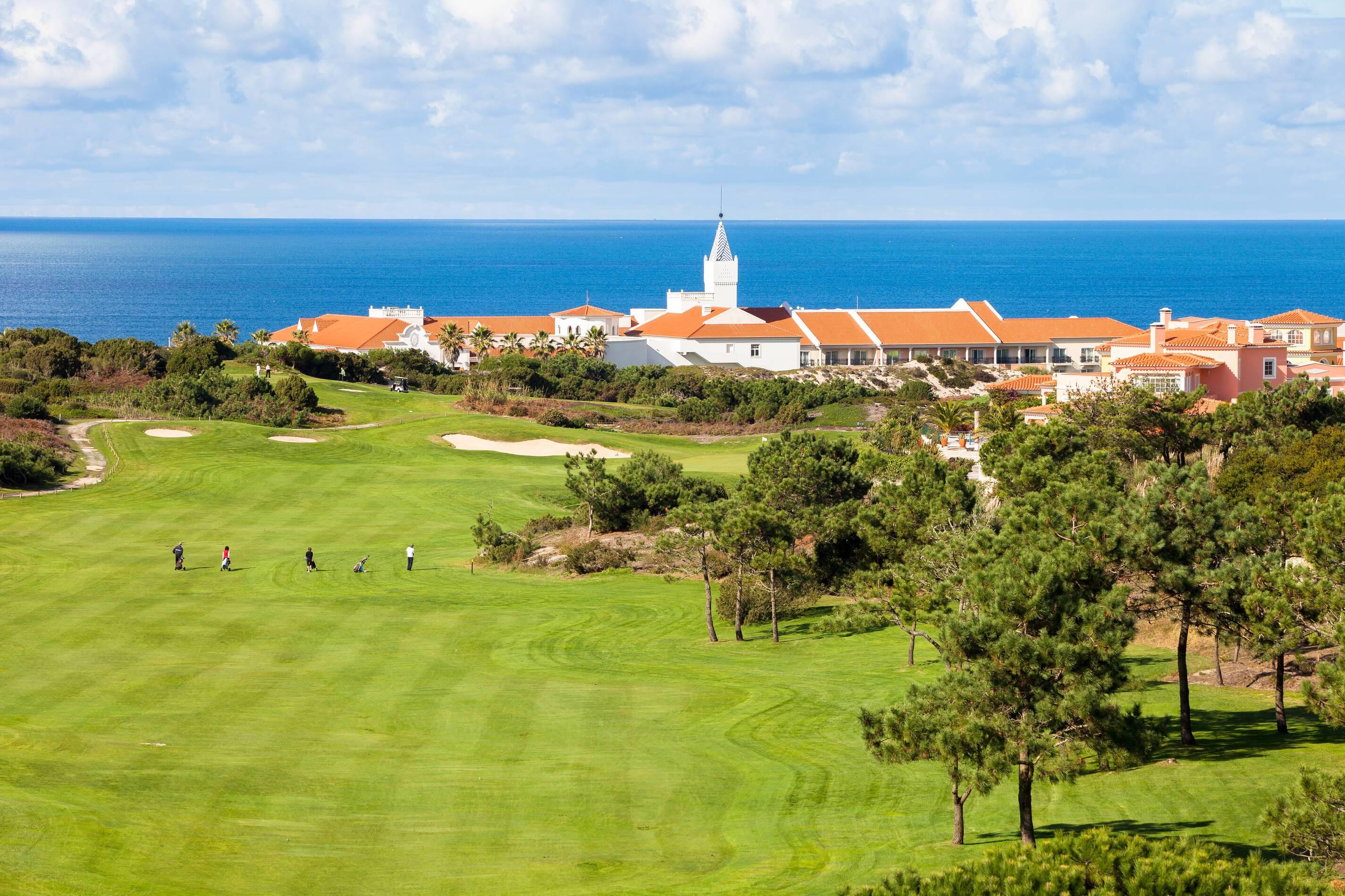 Praia Del Rey Mariott Golf Portugal