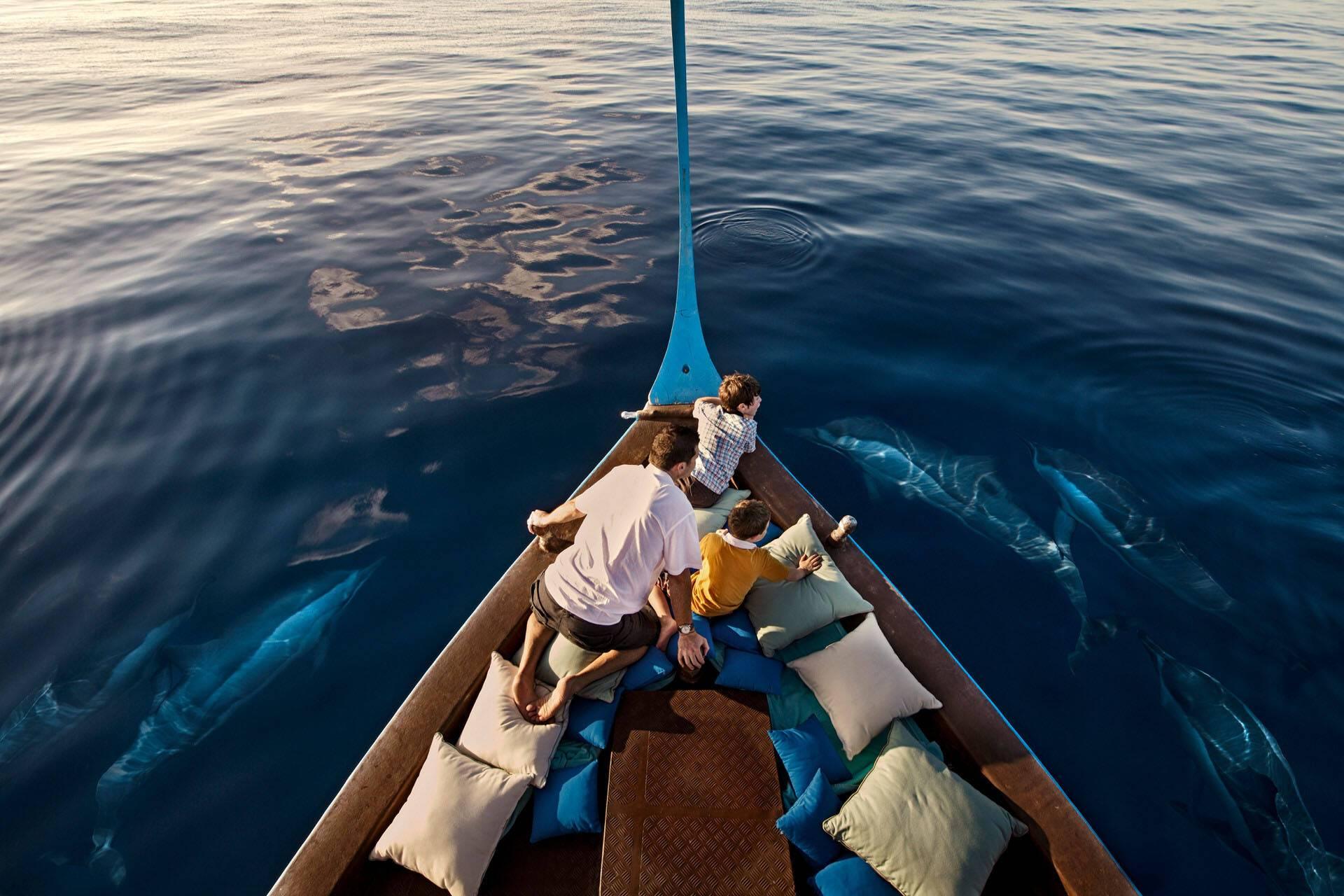 Four Seasons Kuda Huraa Maldives Croisiere