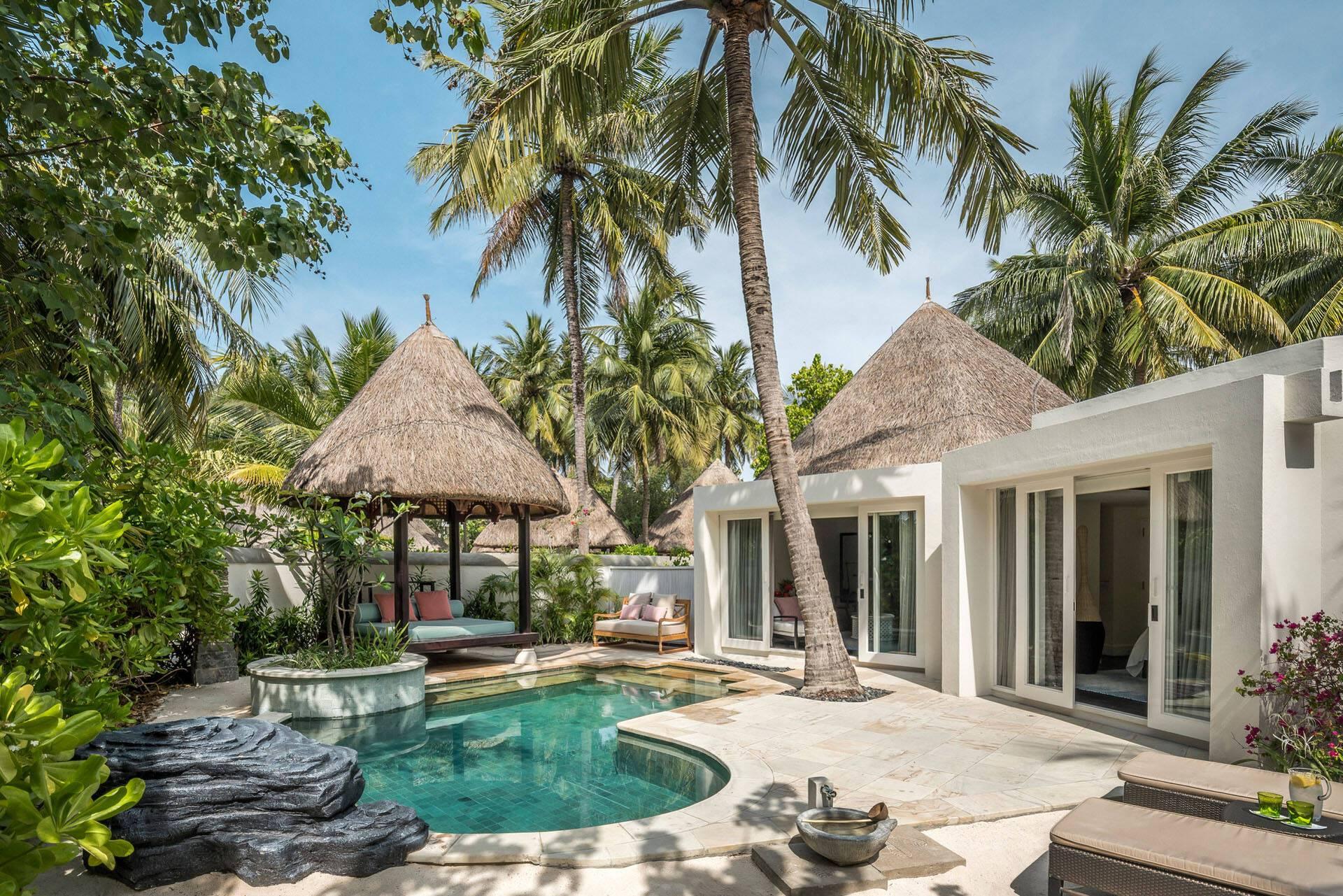 Four Seasons Kuda Huraa Maldives Hebergement