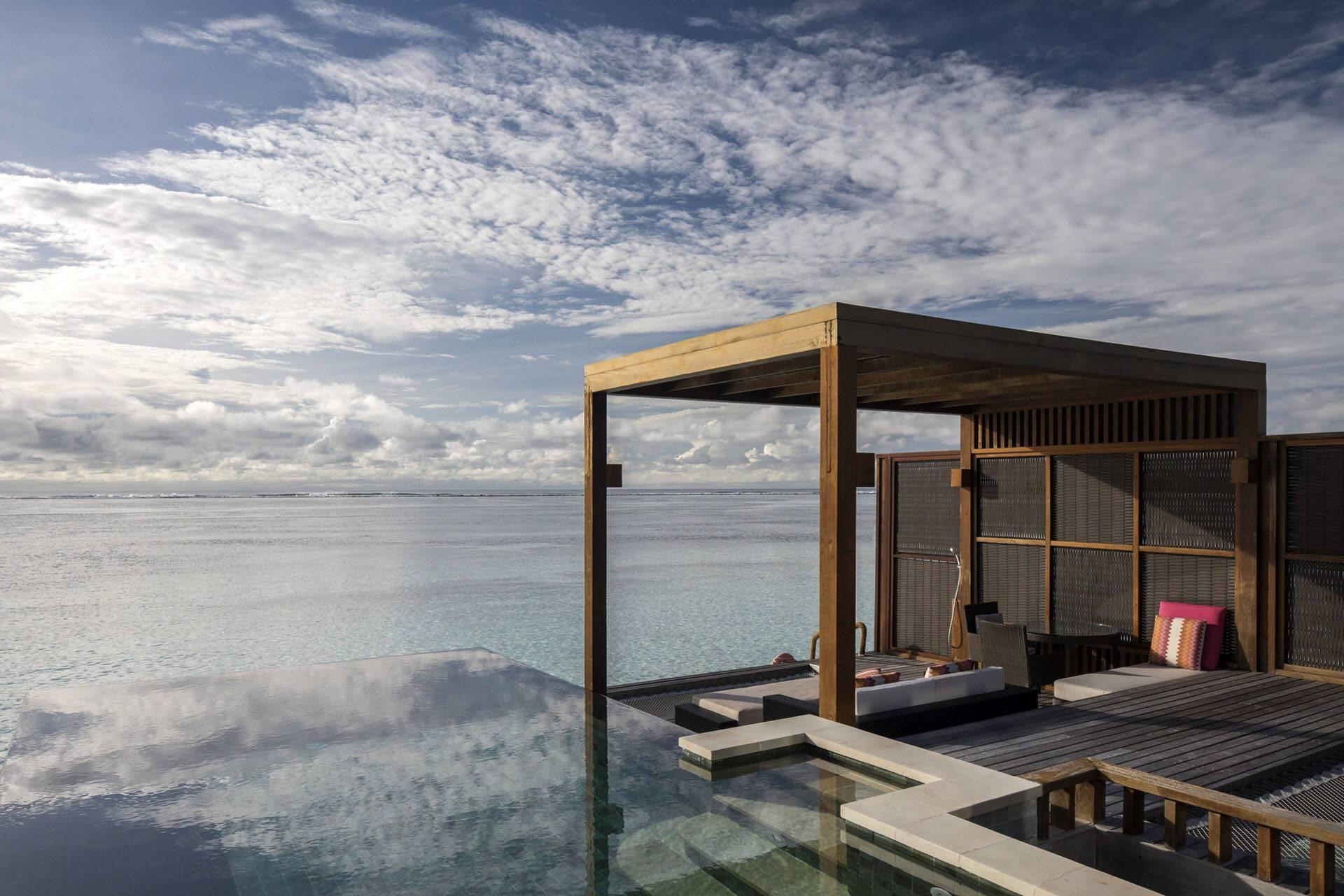 Four Seasons Kuda Huraa Maldives Hebergement Water Villa