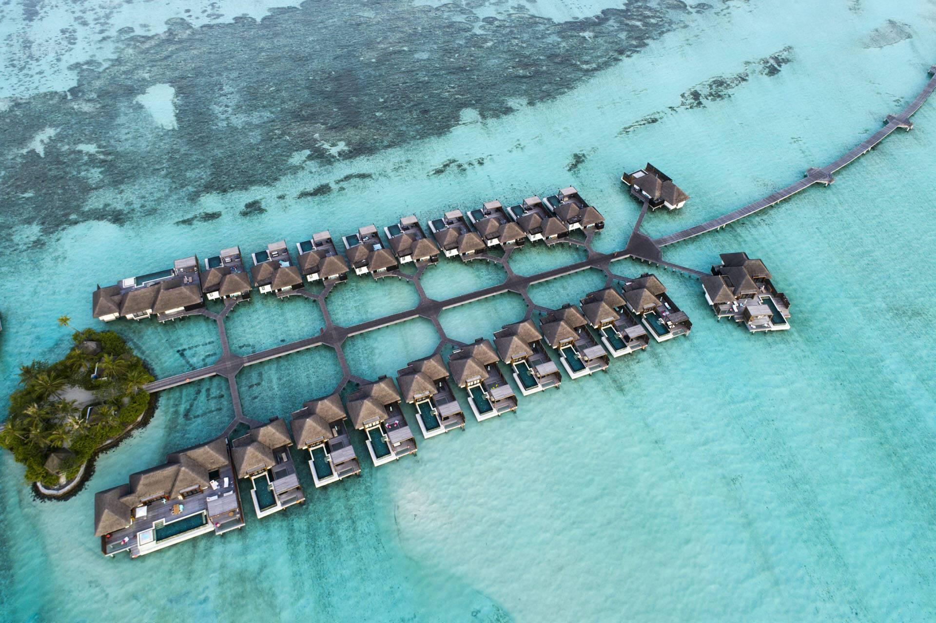 Four Seasons Kuda Huraa Maldives Water Villas