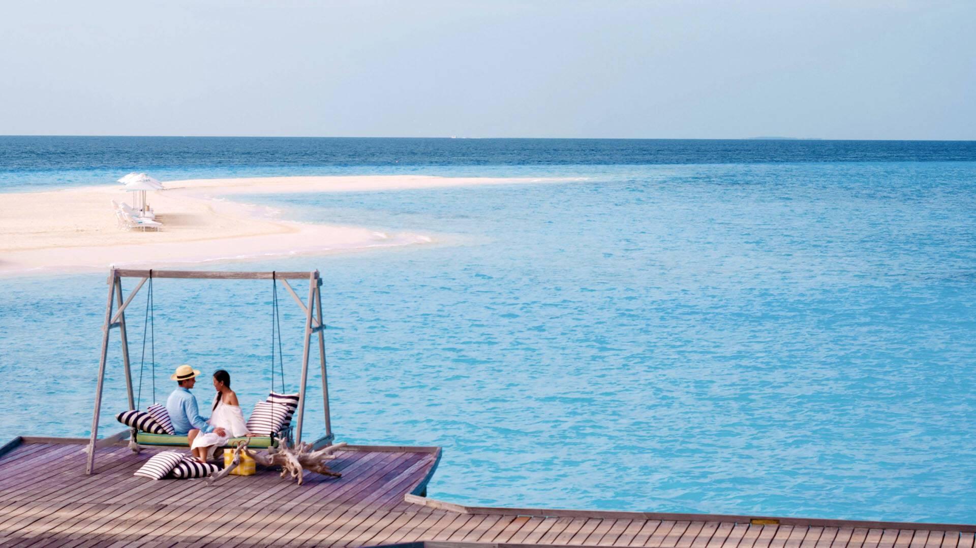 Four Seasons Landaa Giraavaru Maldives Romantique