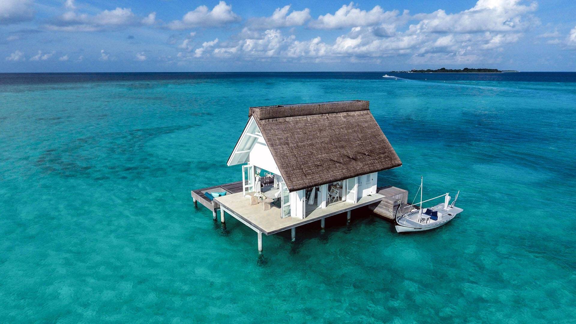 Four Seasons Landaa Giraavaru Maldives Villa Privee