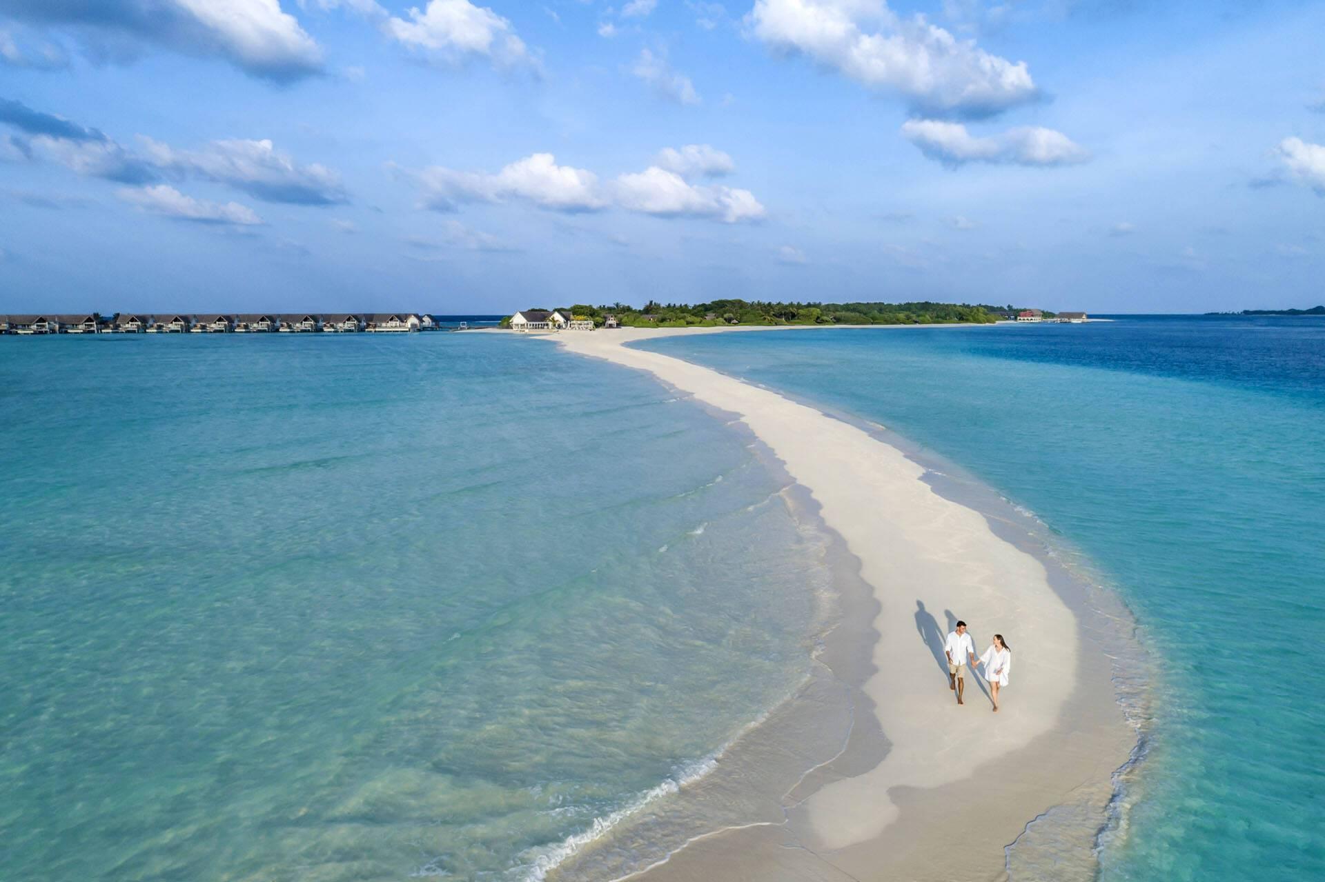 Four Seasons Landaa Giraavaru Maldives Vue Ile