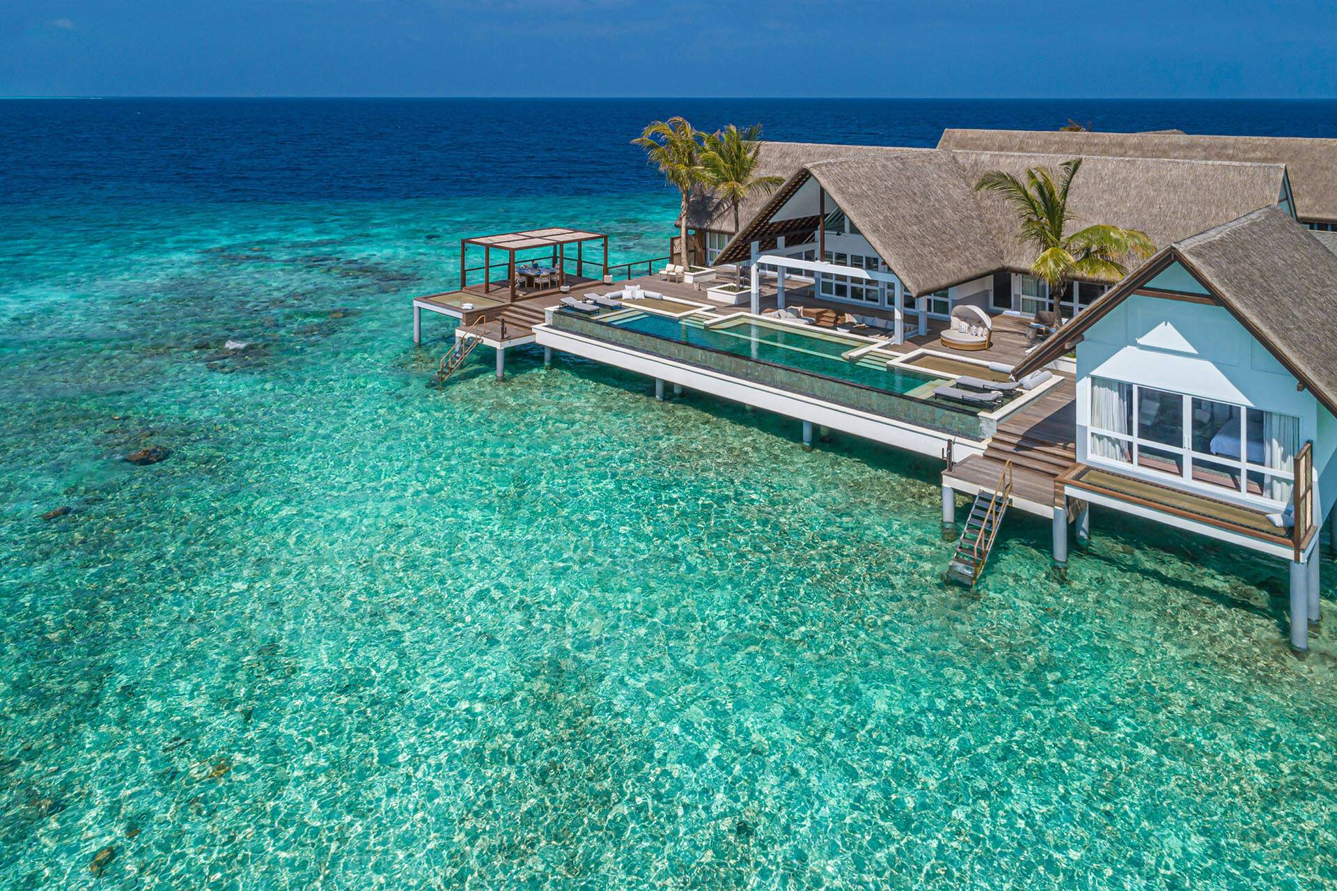 Four Seasons Landaa Giraavaru Maldives Water Villas