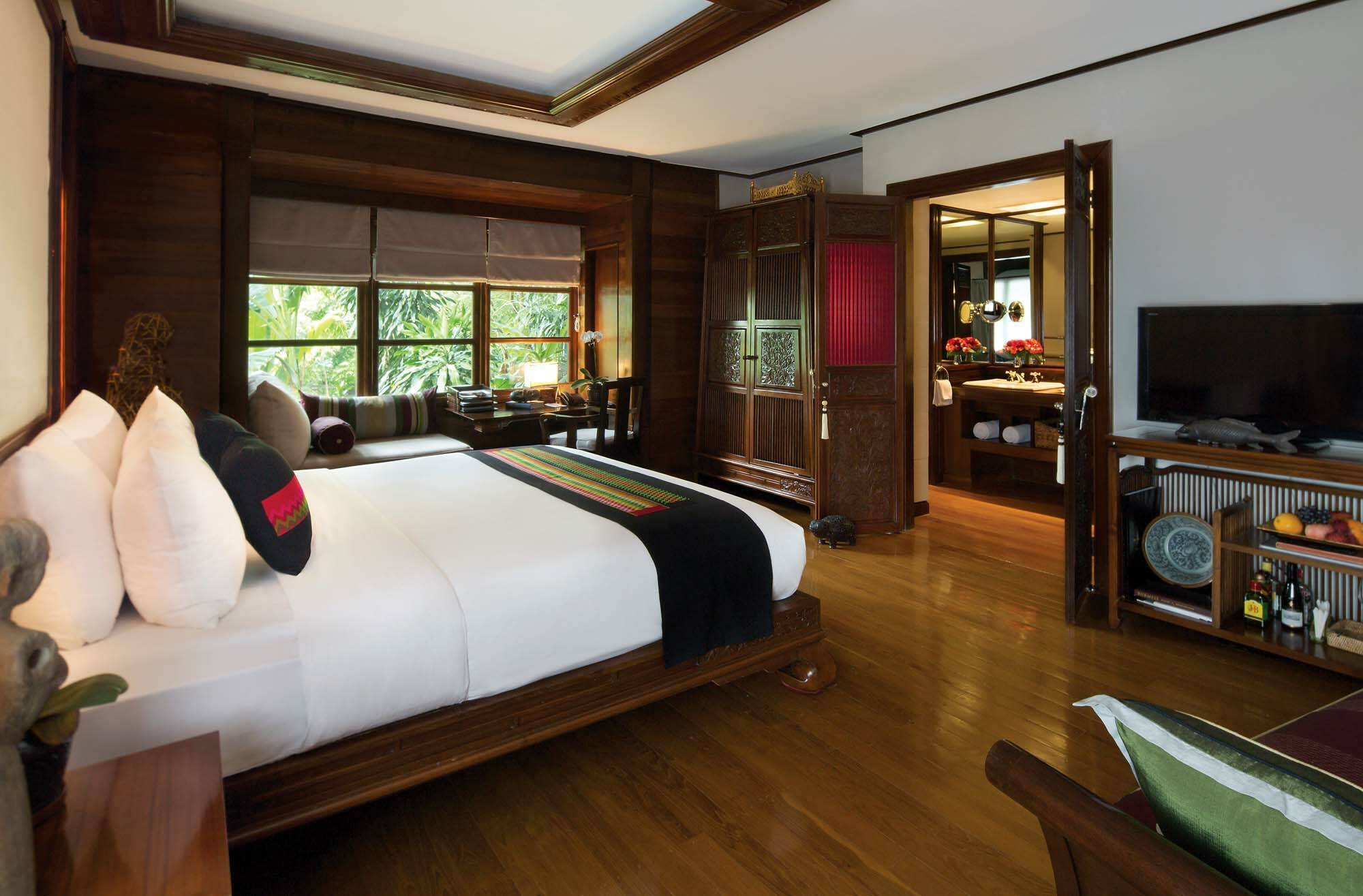 Belmond Governor Residence Chambre Myanmar