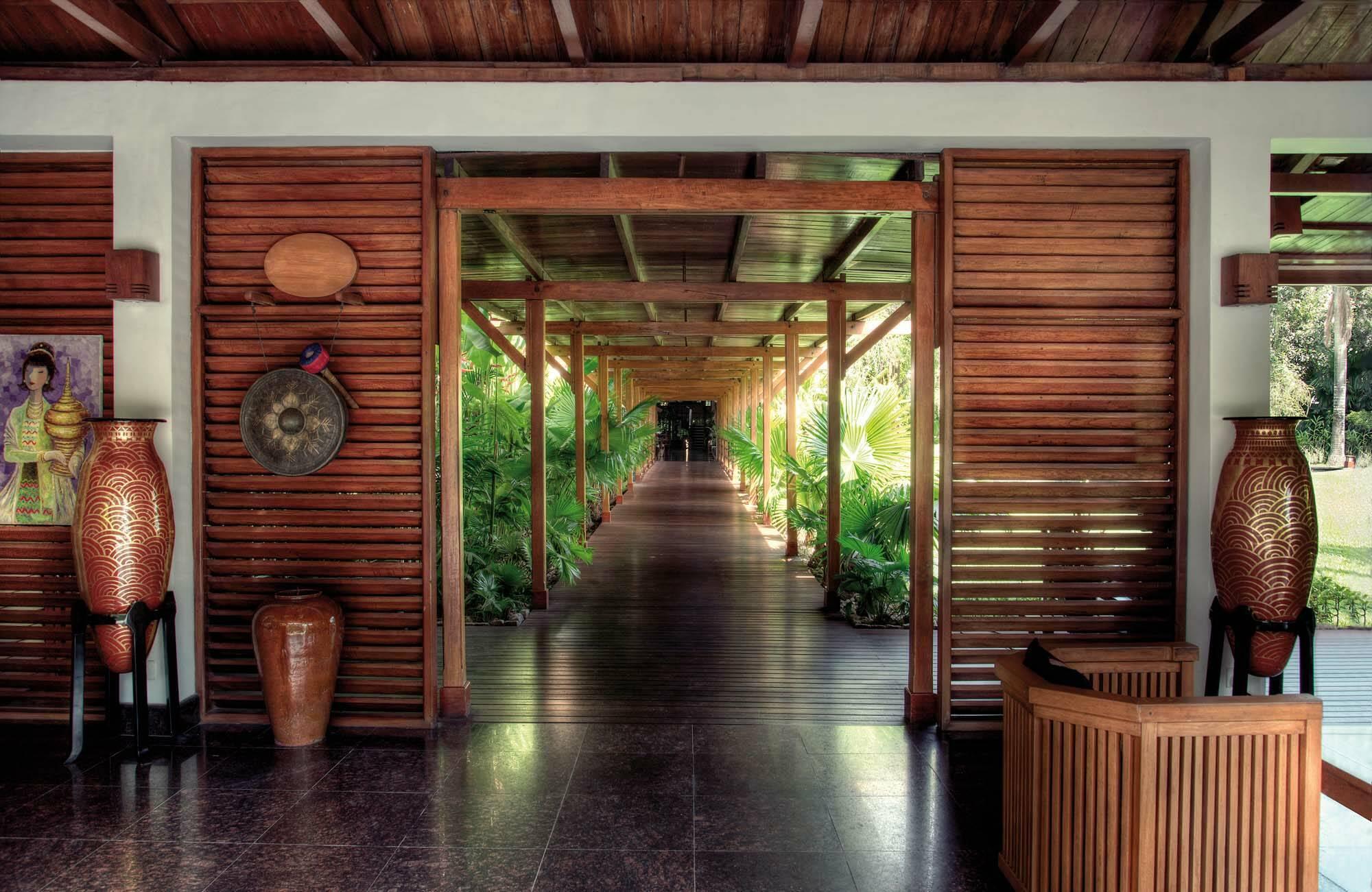 Belmond Governor Residence Hall Myanmar