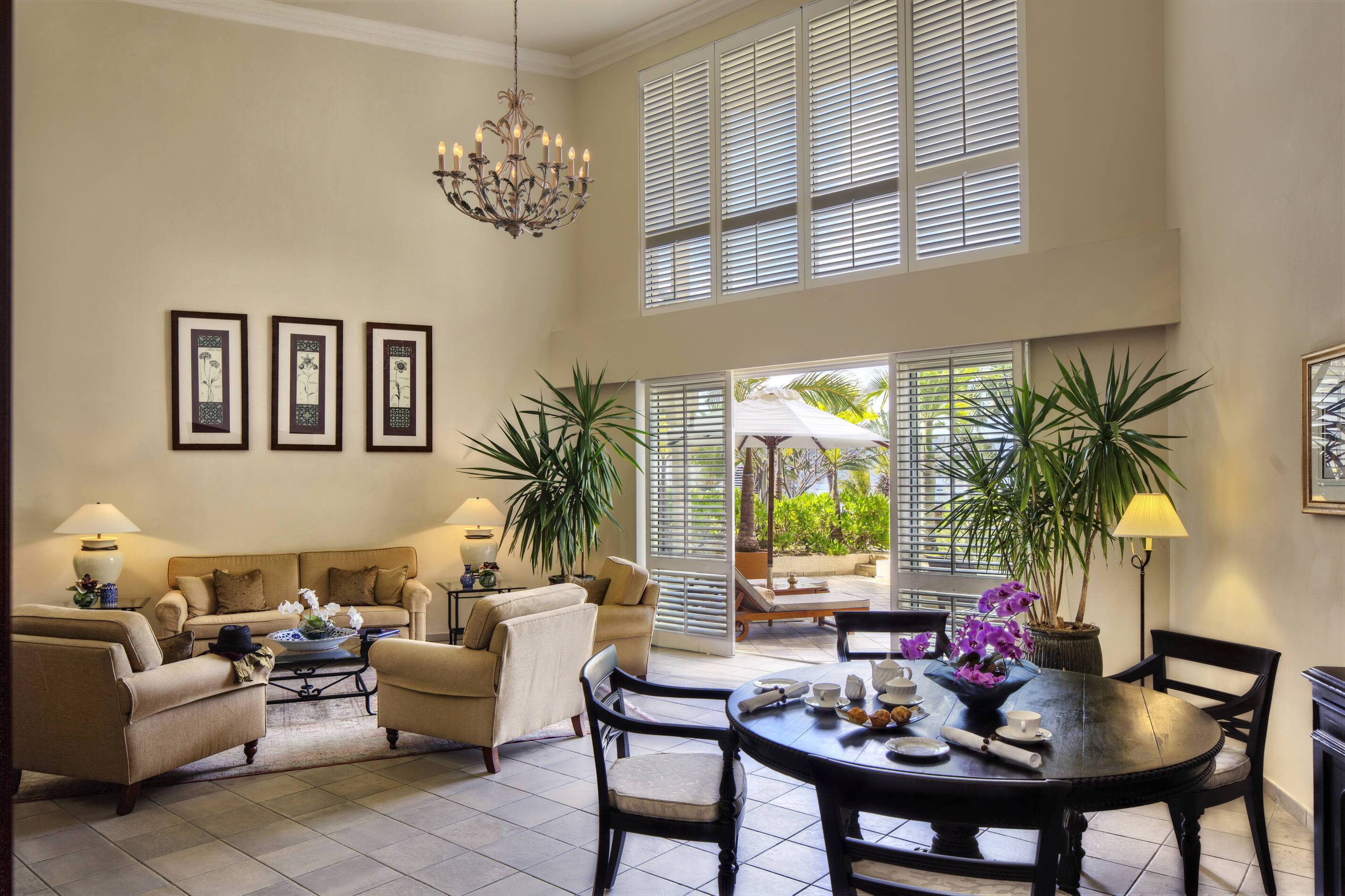 TheResidence Mauritius Suite Colonial Ocean View Maurice