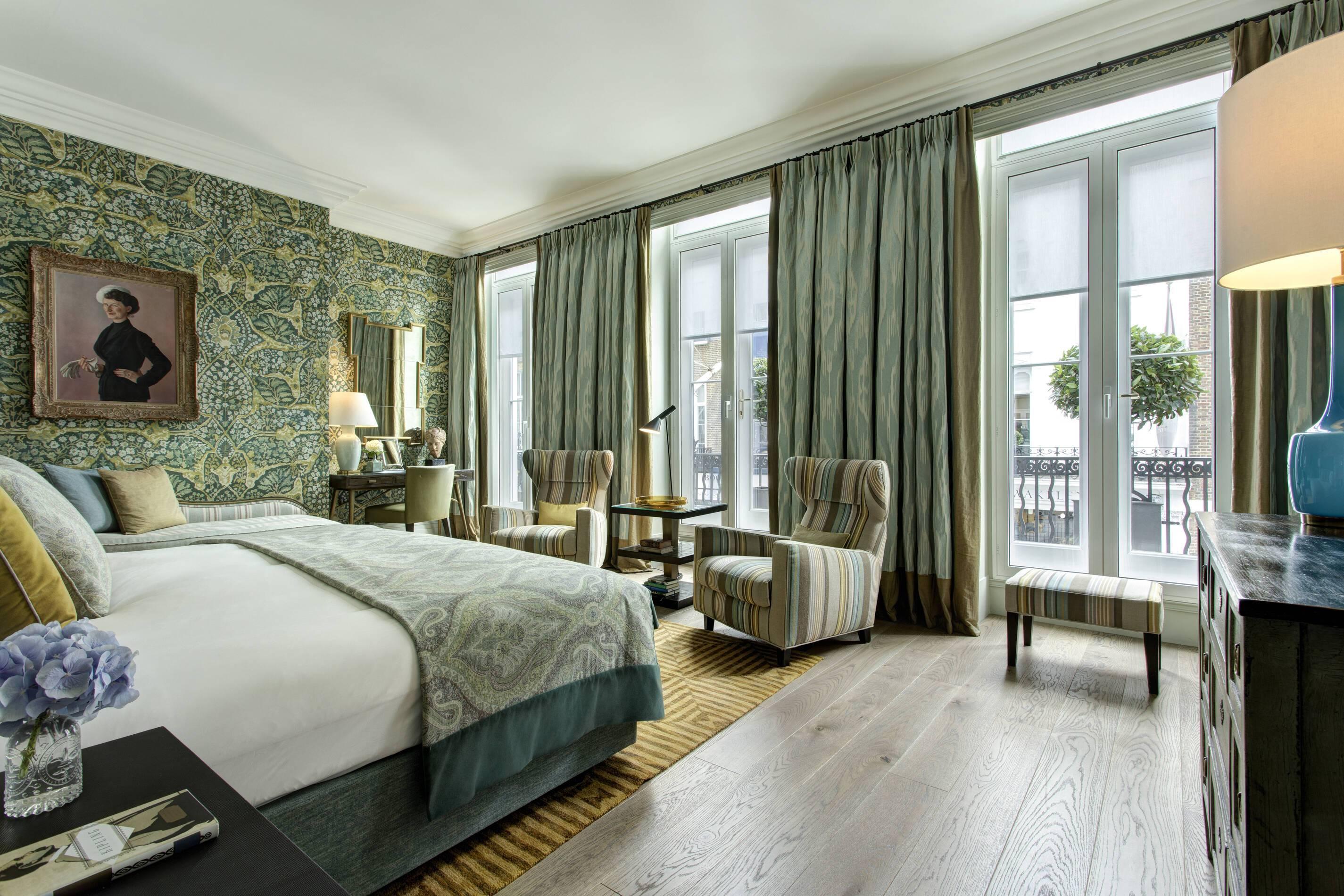 Brown s Londres Rocco Forte Kipling Suite Chambre