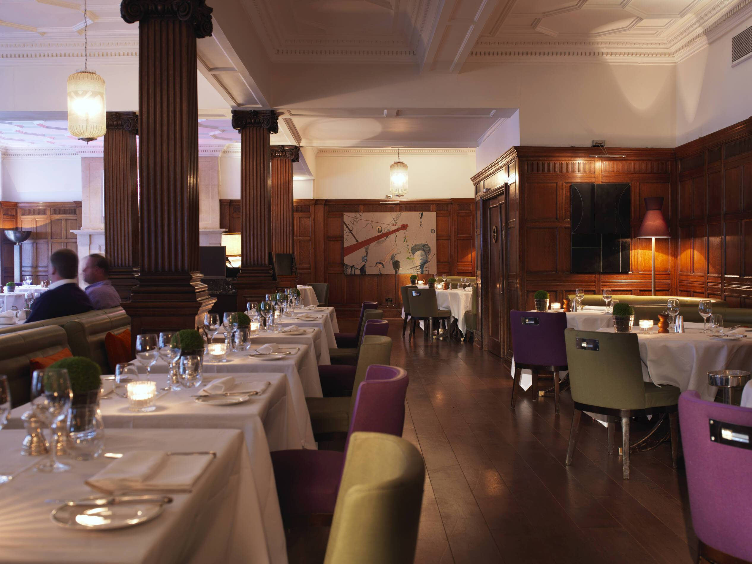 Brown s Londres Rocco Forte Restaurant HIX Mayfair