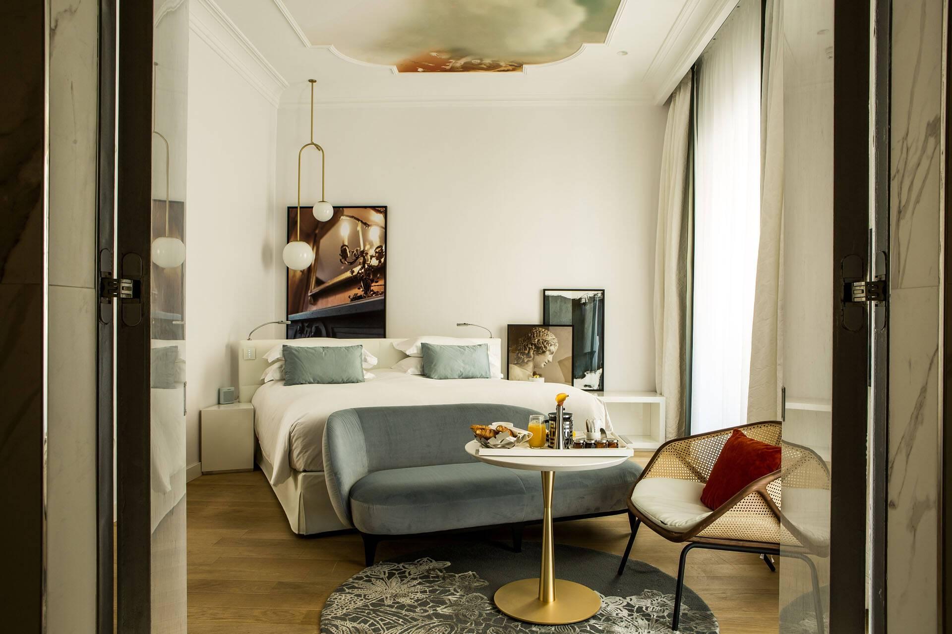 Sofitel Villa Borghese Rome Chambre