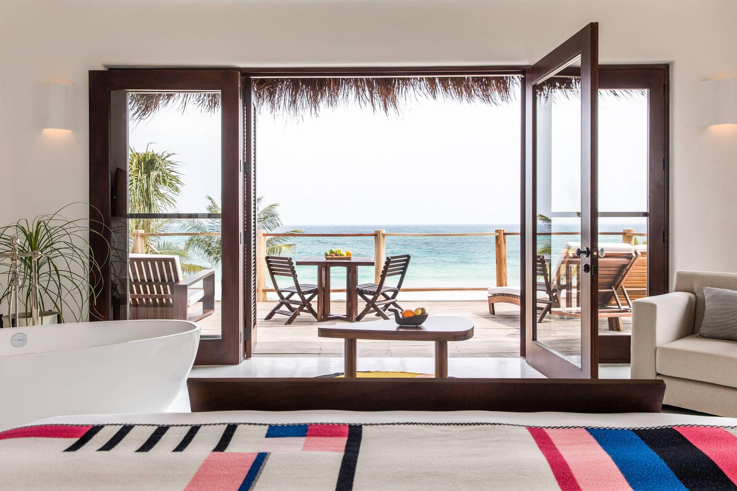 Esencia Mexique Beach Suite