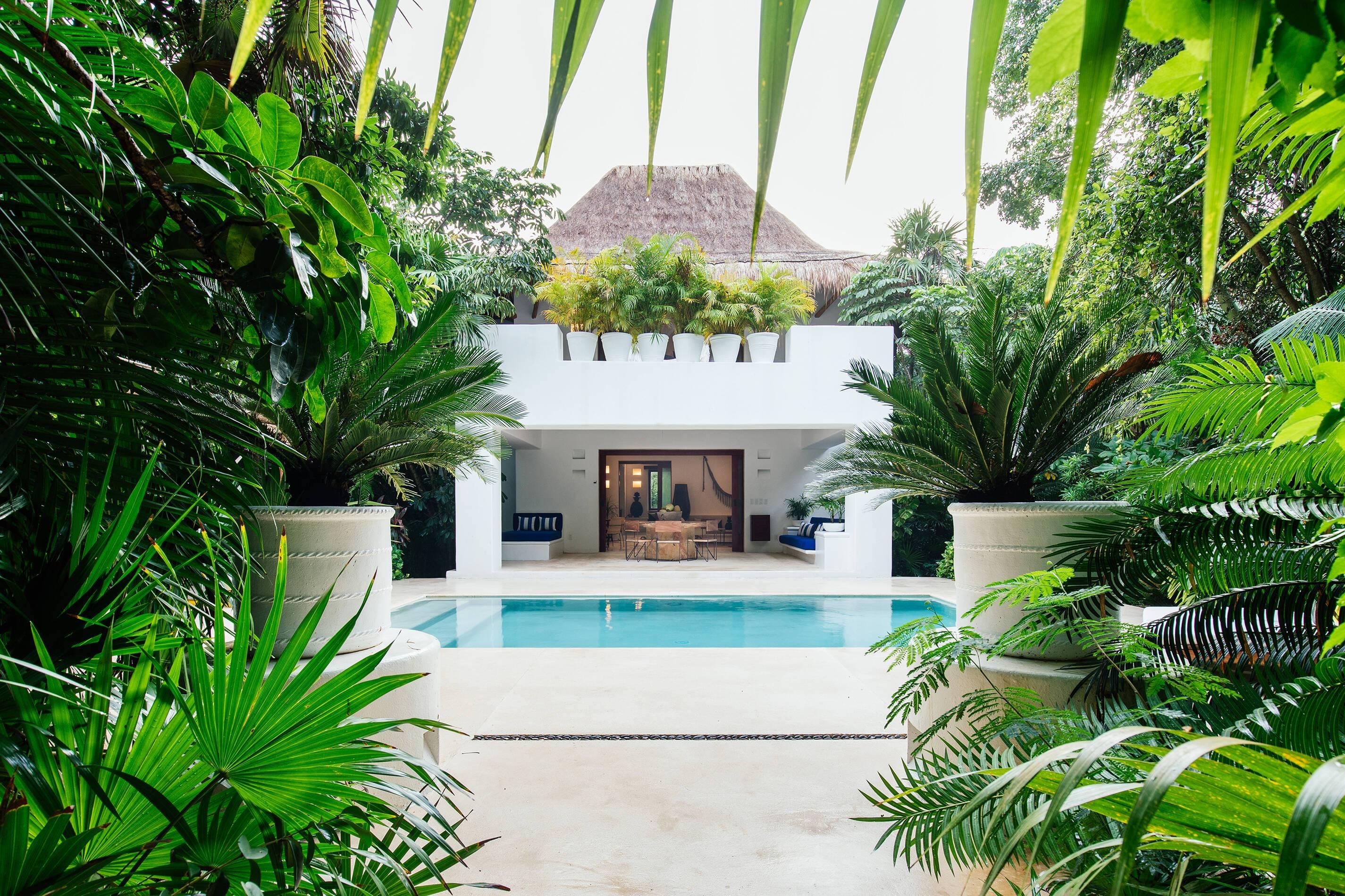 Esencia Mexique Pool Villa