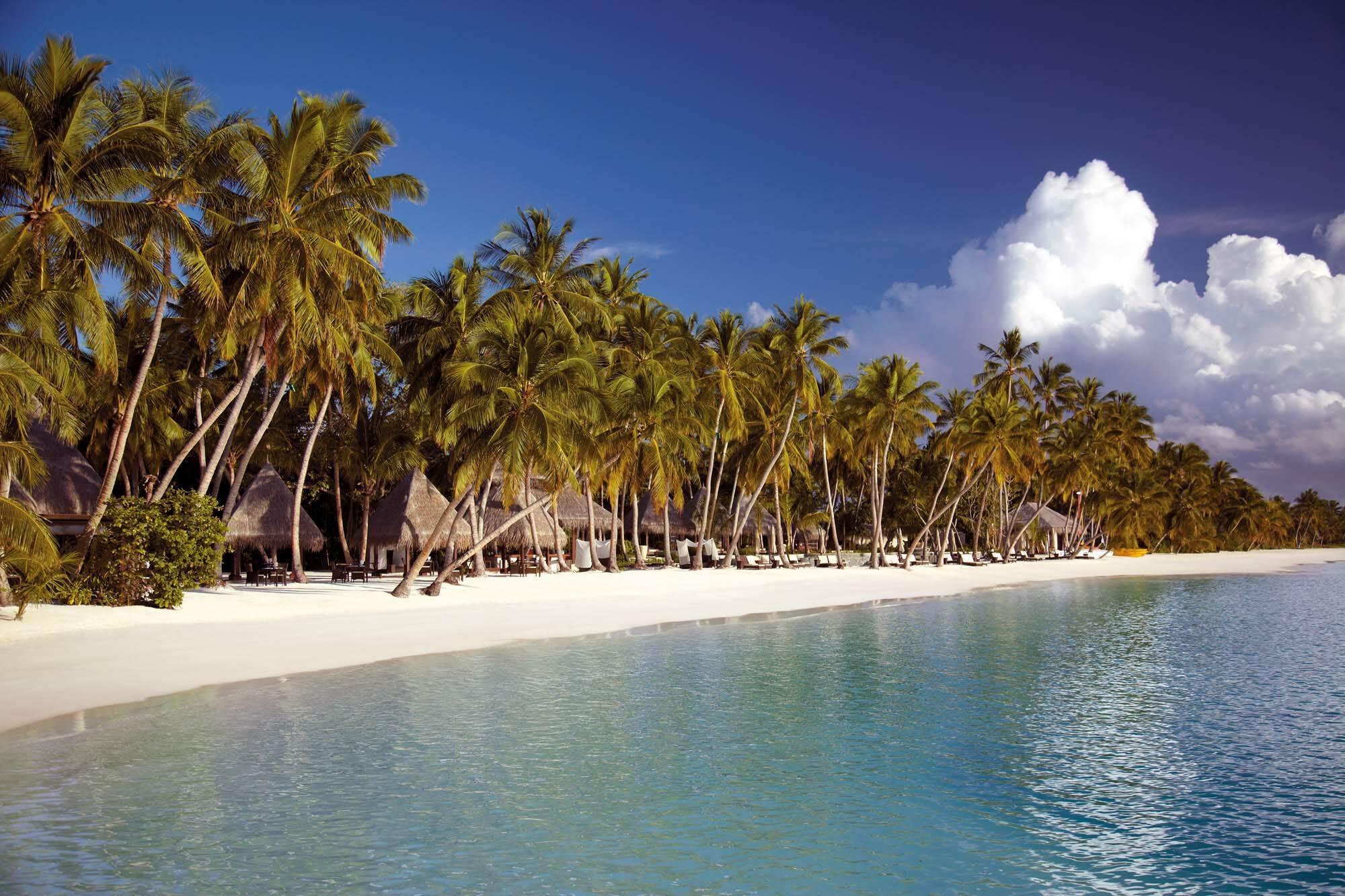 Shangri La Villingili Plage Maldives