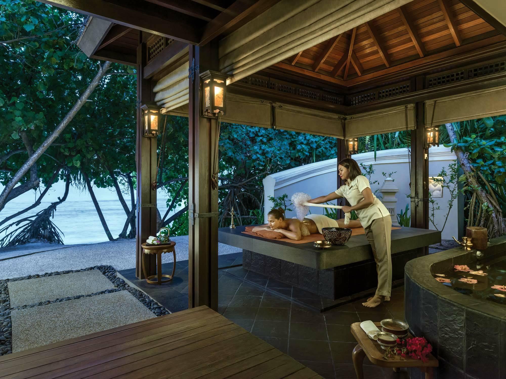 Shangri La Villingili Spa Maldives