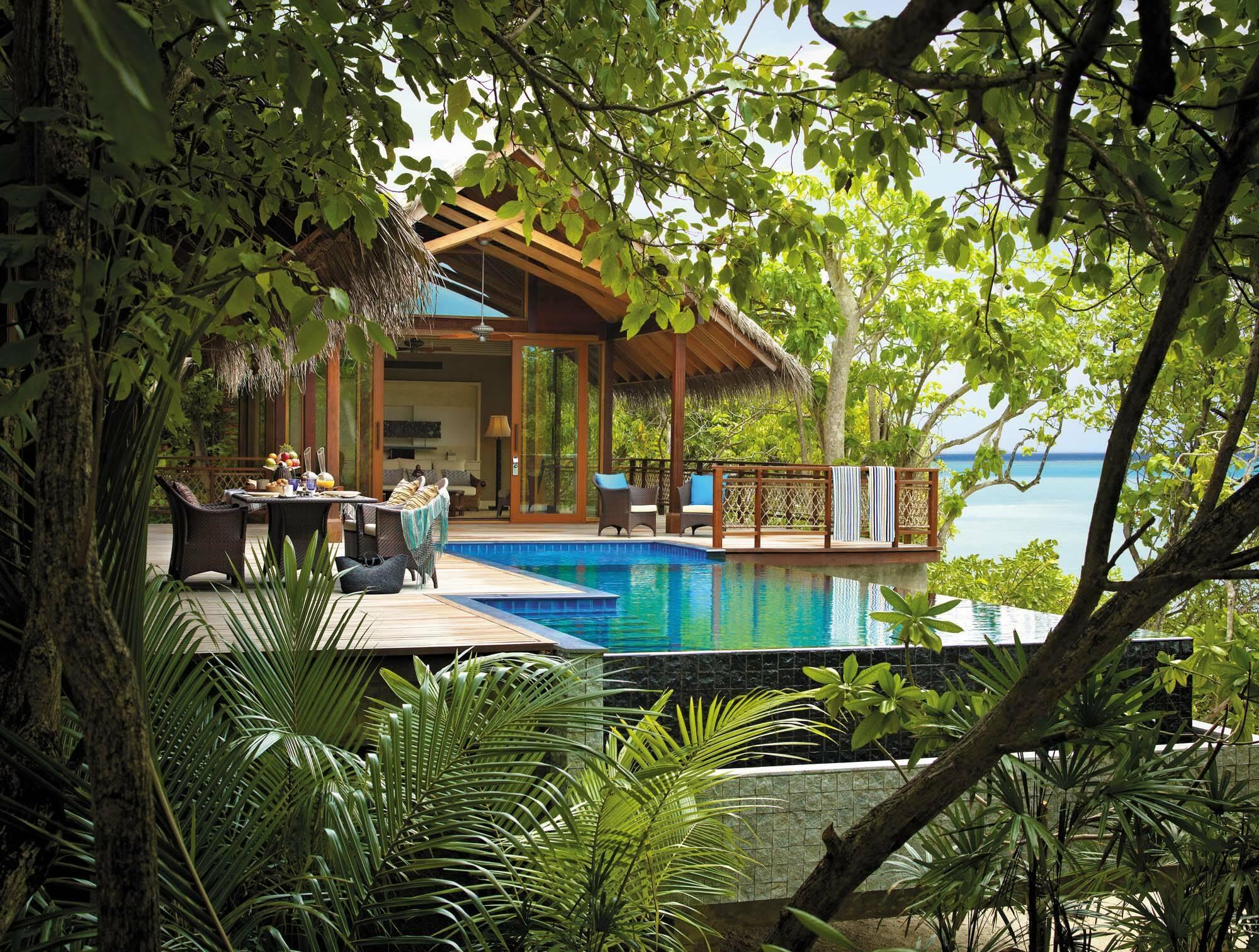 Shangri La Villingili Tree House Villa Exterieur Maldives