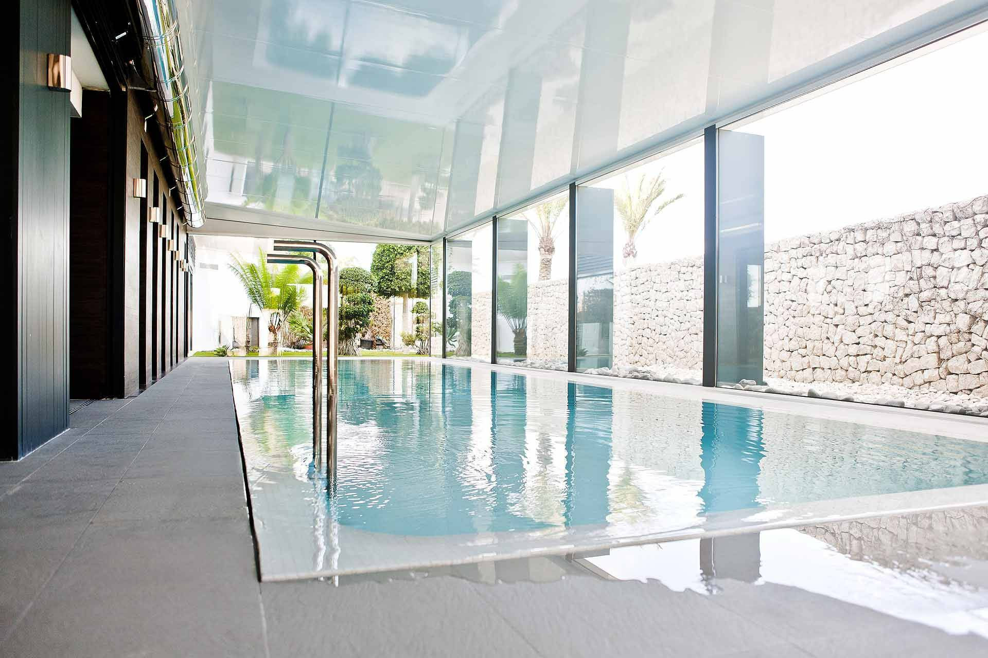 Sha Wellness Piscine interieure Sejour AlicanteJPG