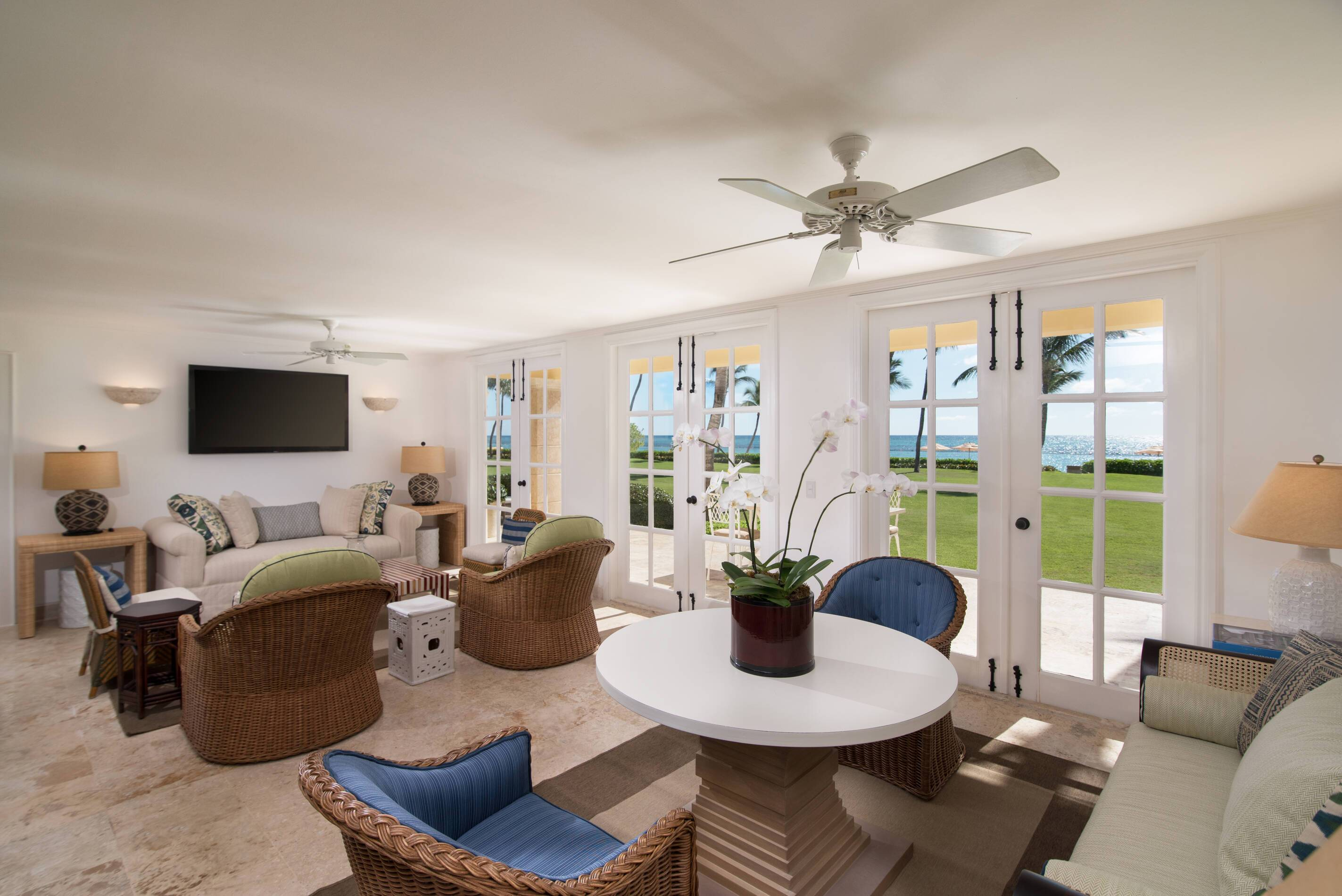 Tortuga Bay Living Room Punta Cana