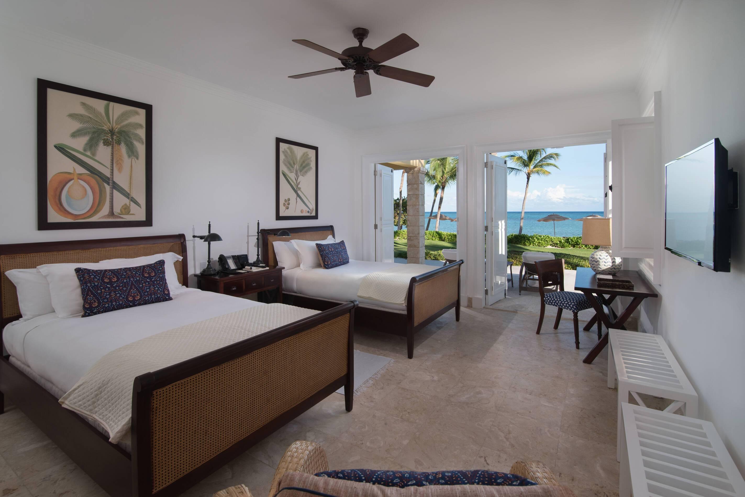 Tortuga Bay Ocean Front Full Beds Punta Cana